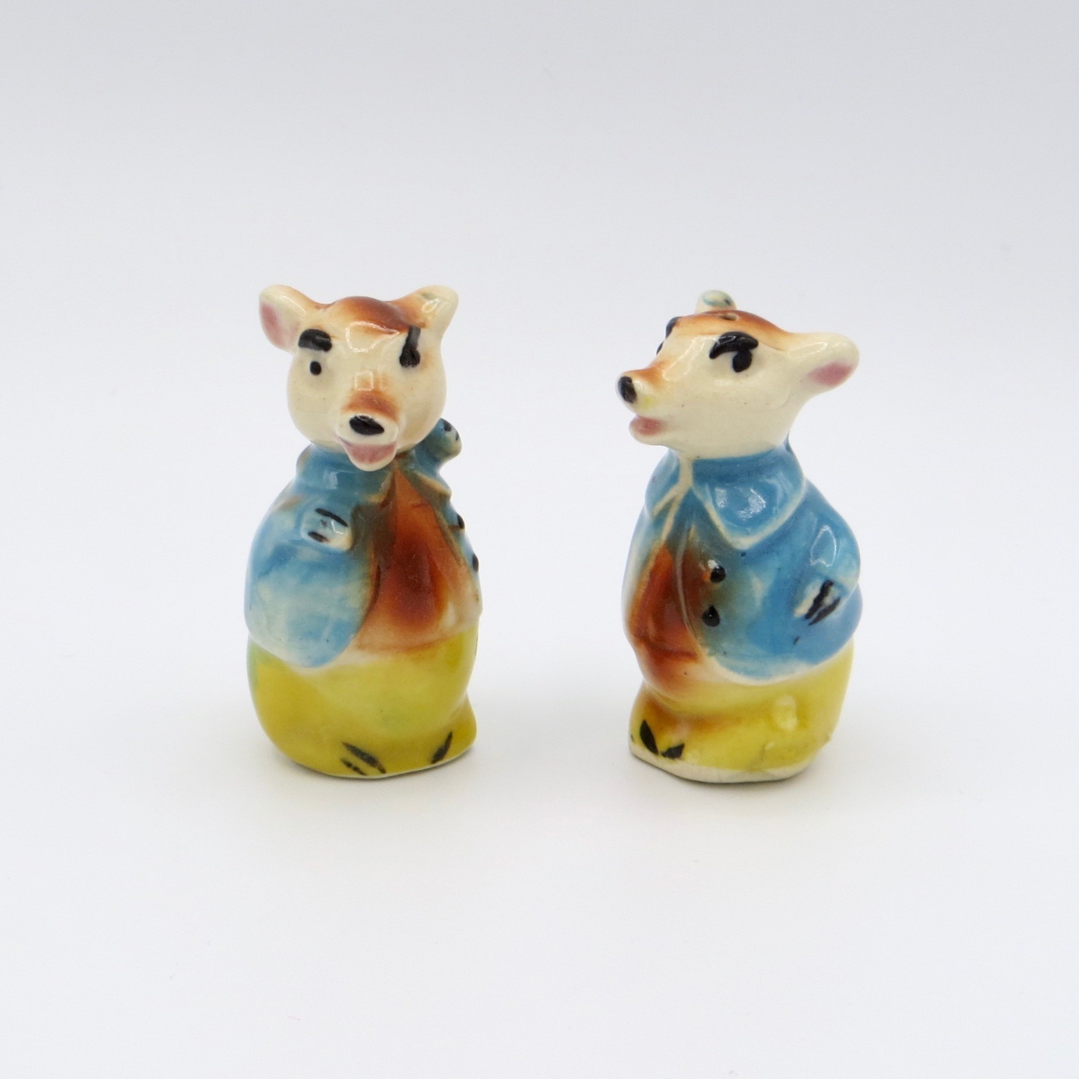 Fashionable Mice Salt & Pepper