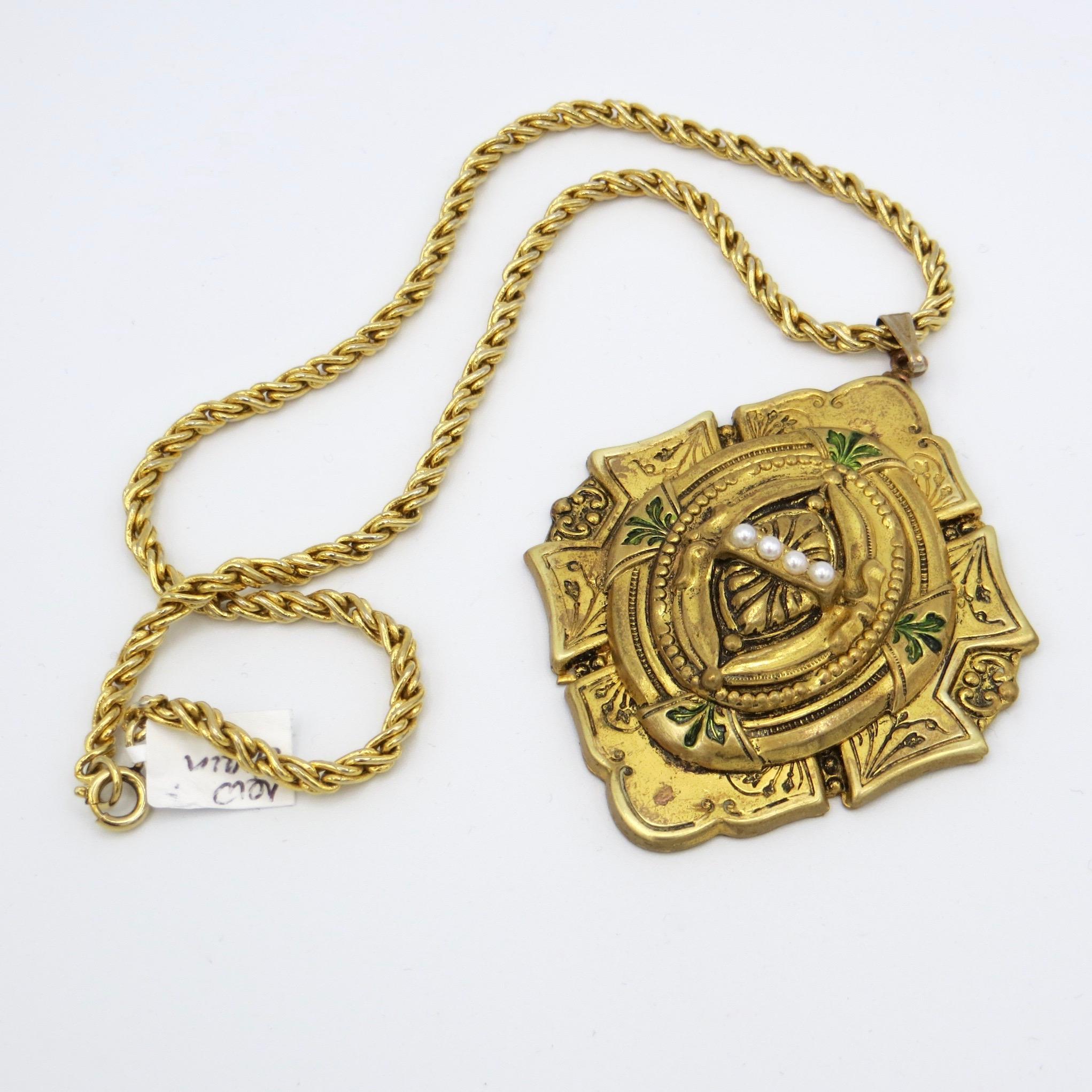 1920s Pendant