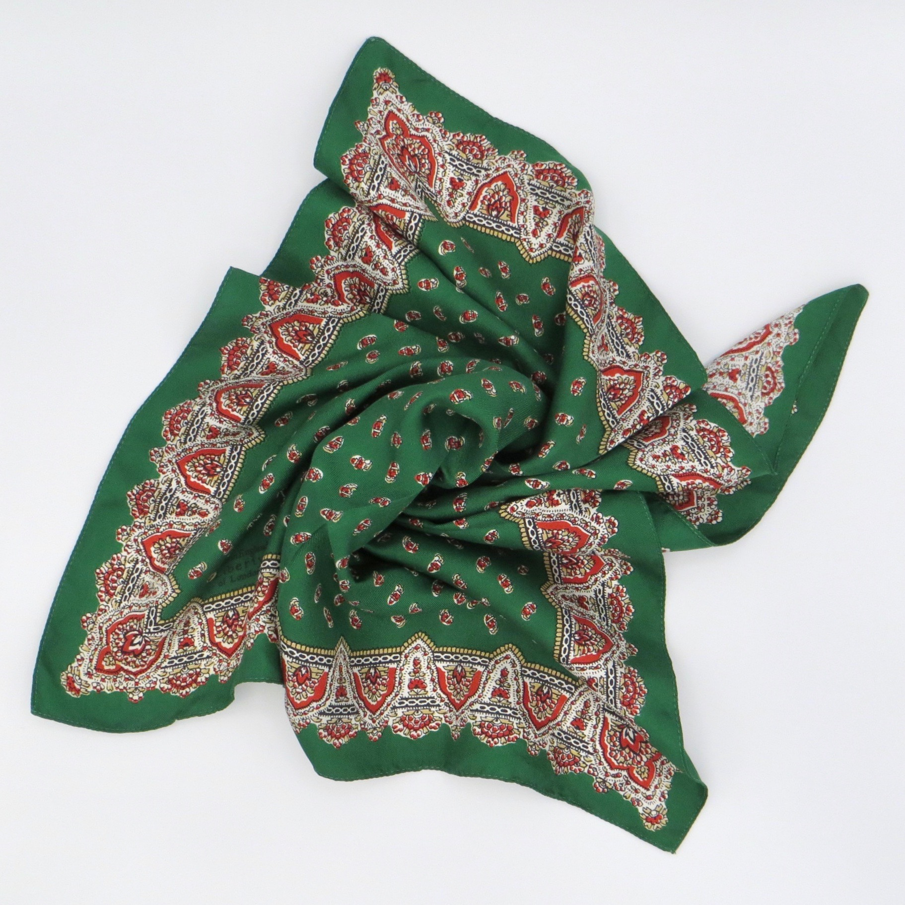 Green Liberty Scarf