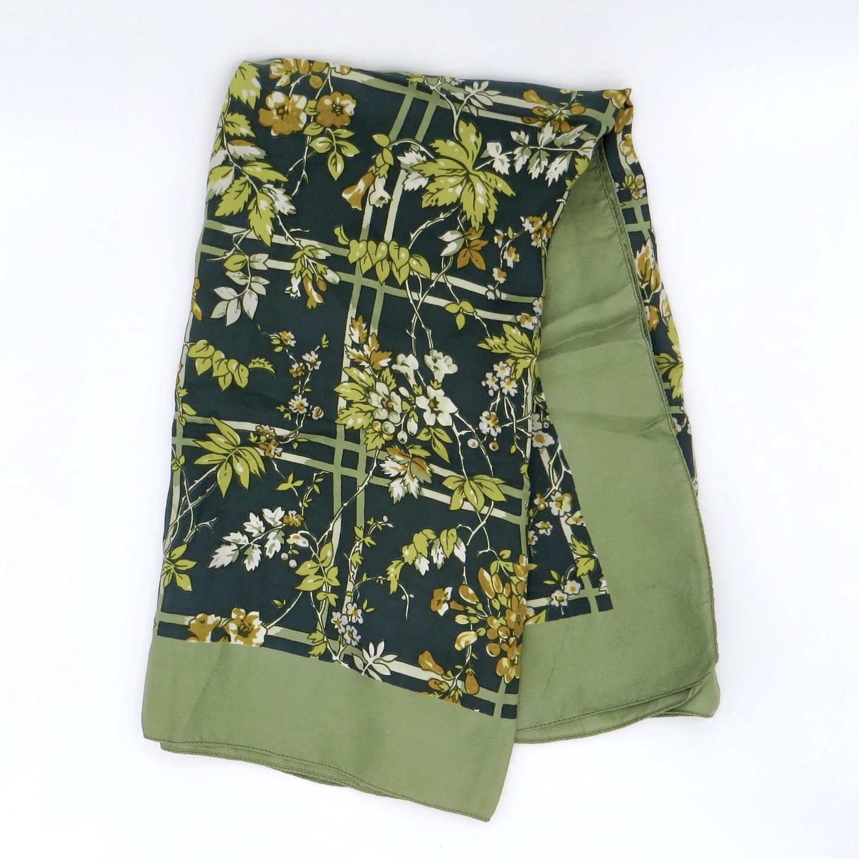 Green Liberty Scarf