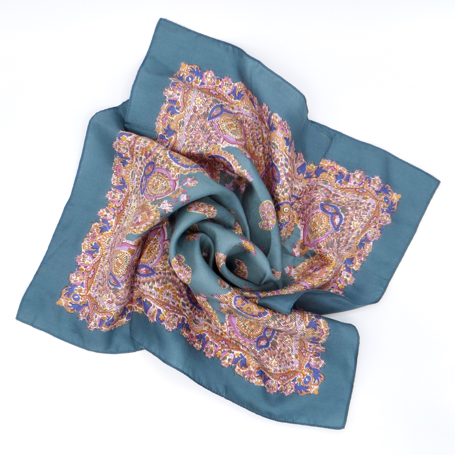 Blue Liberty Scarf