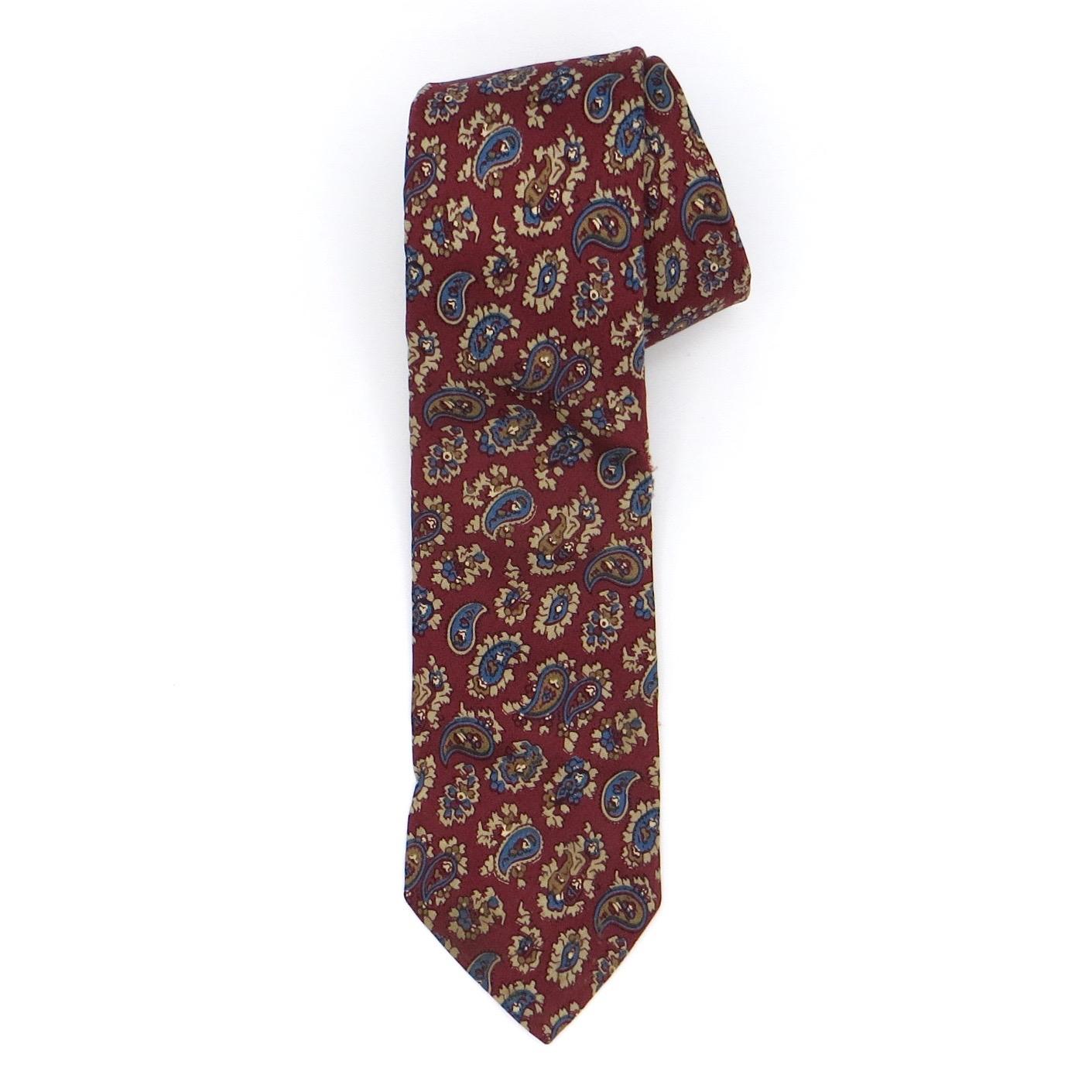 Paisley Liberty Tie