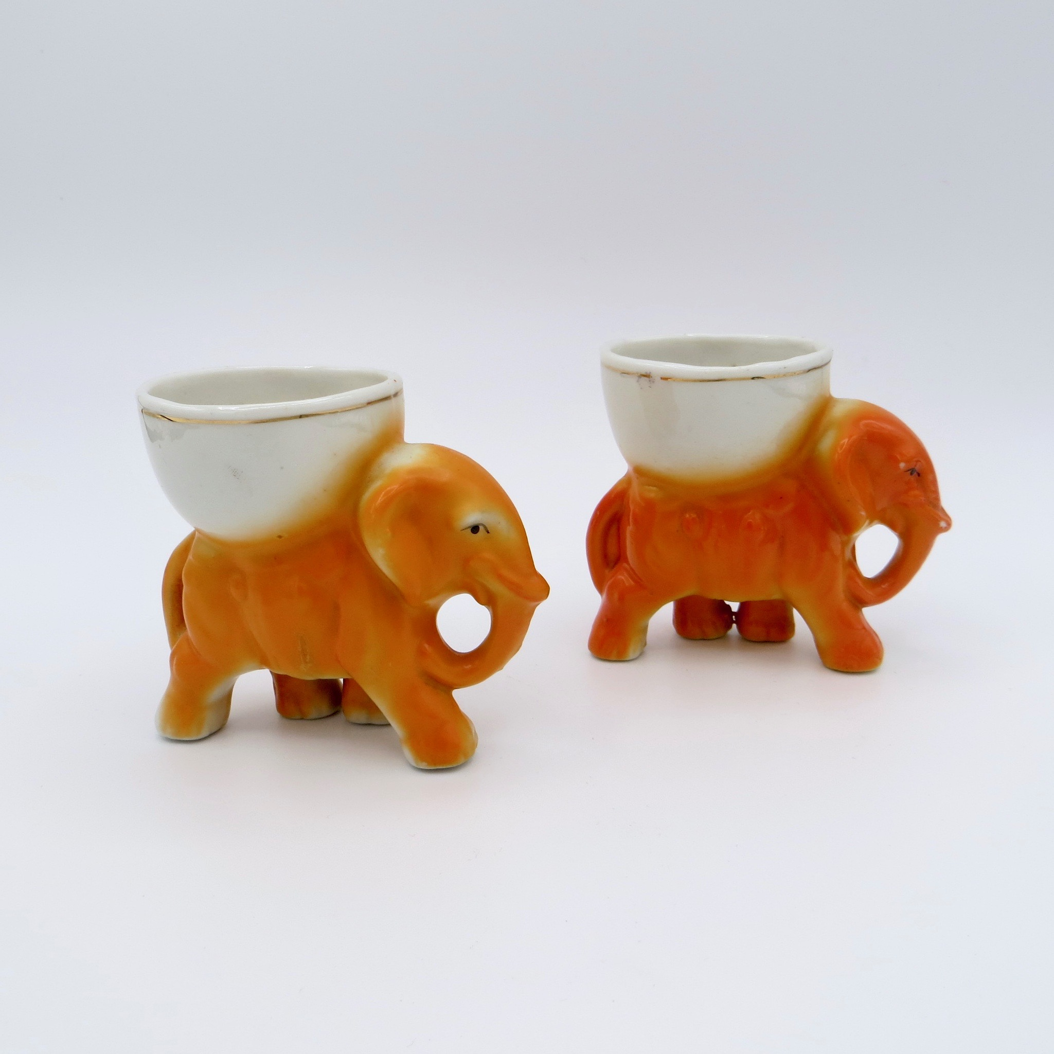 Elephant Egg Cups
