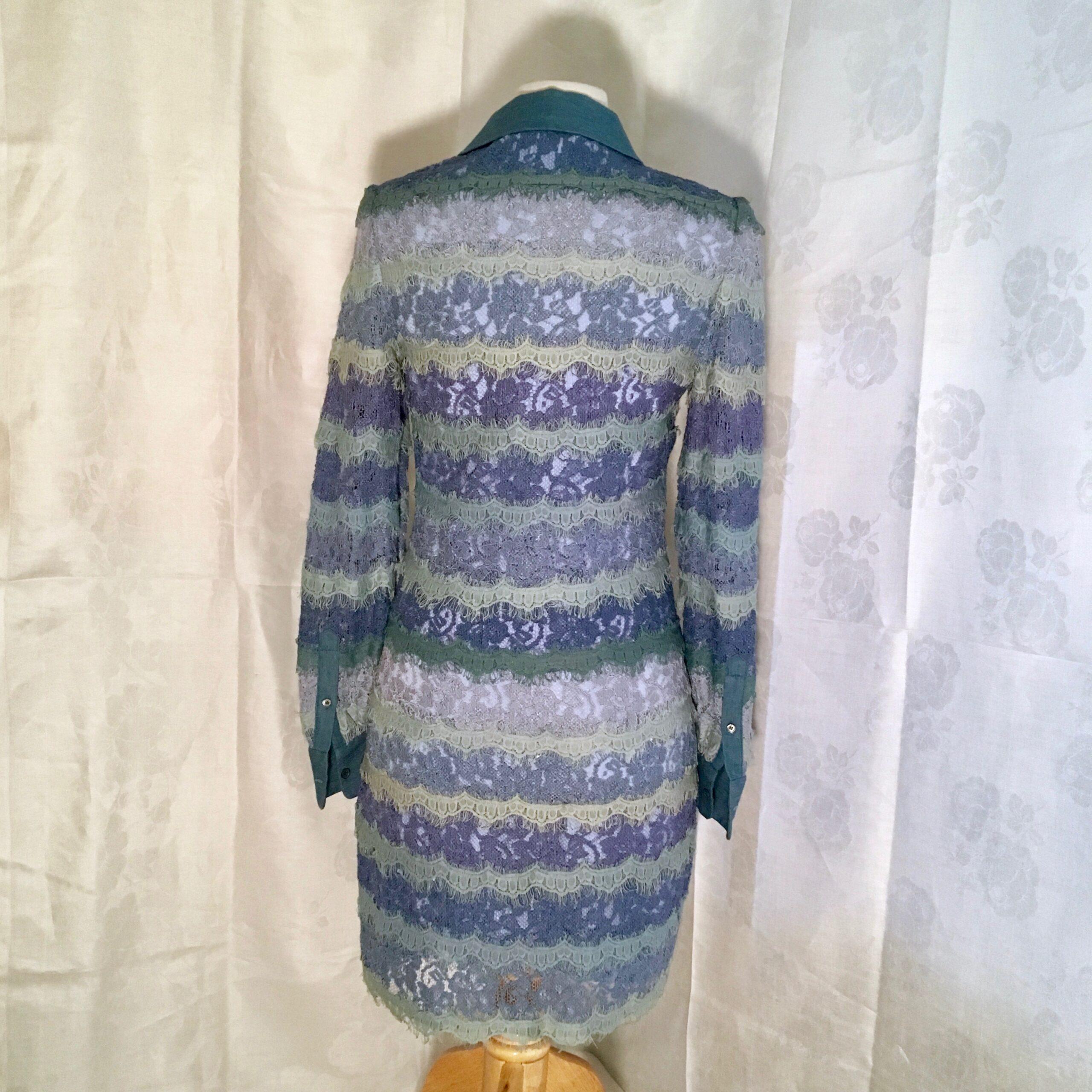 Diane Von Furstenberg Denim Dress
