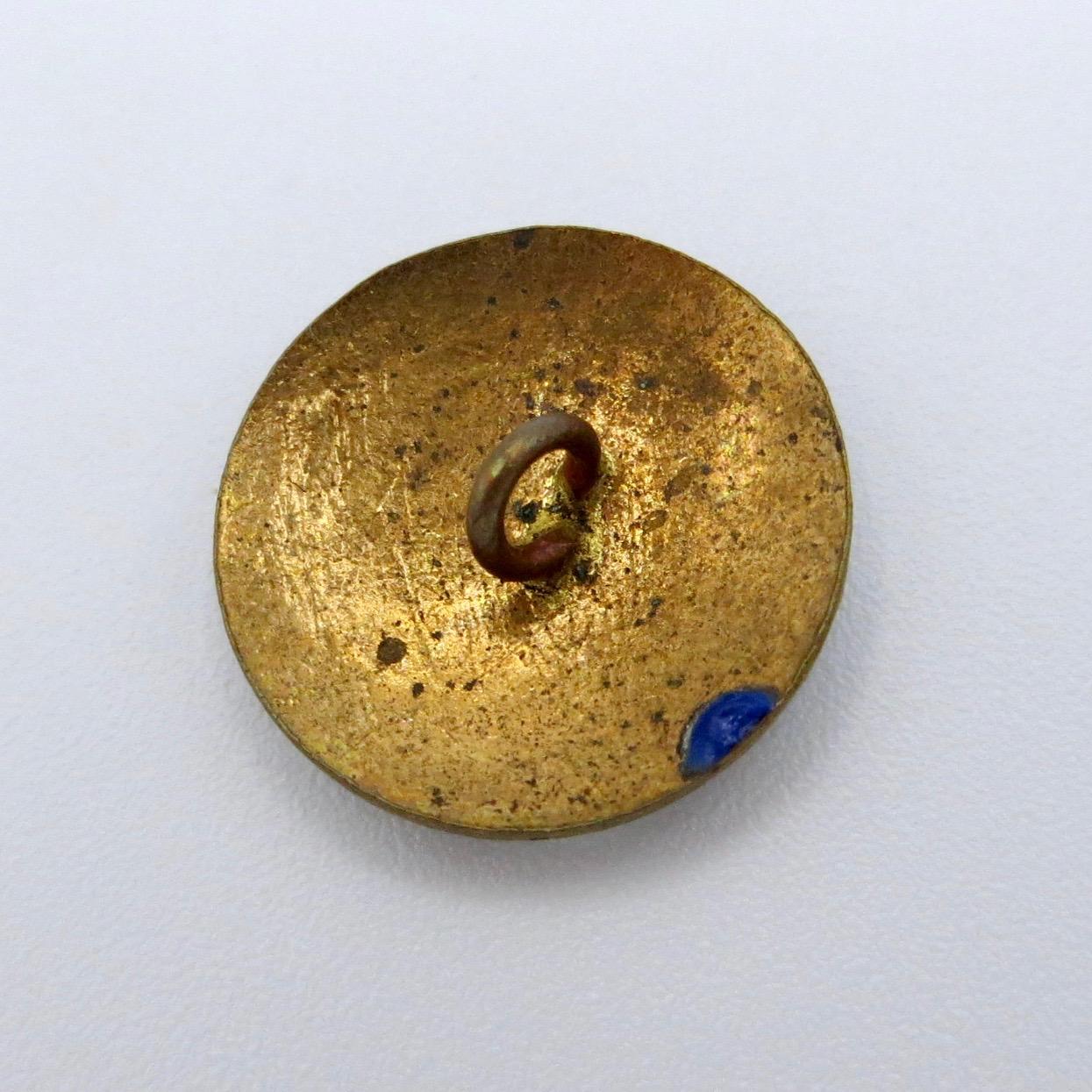 French Enamel Button