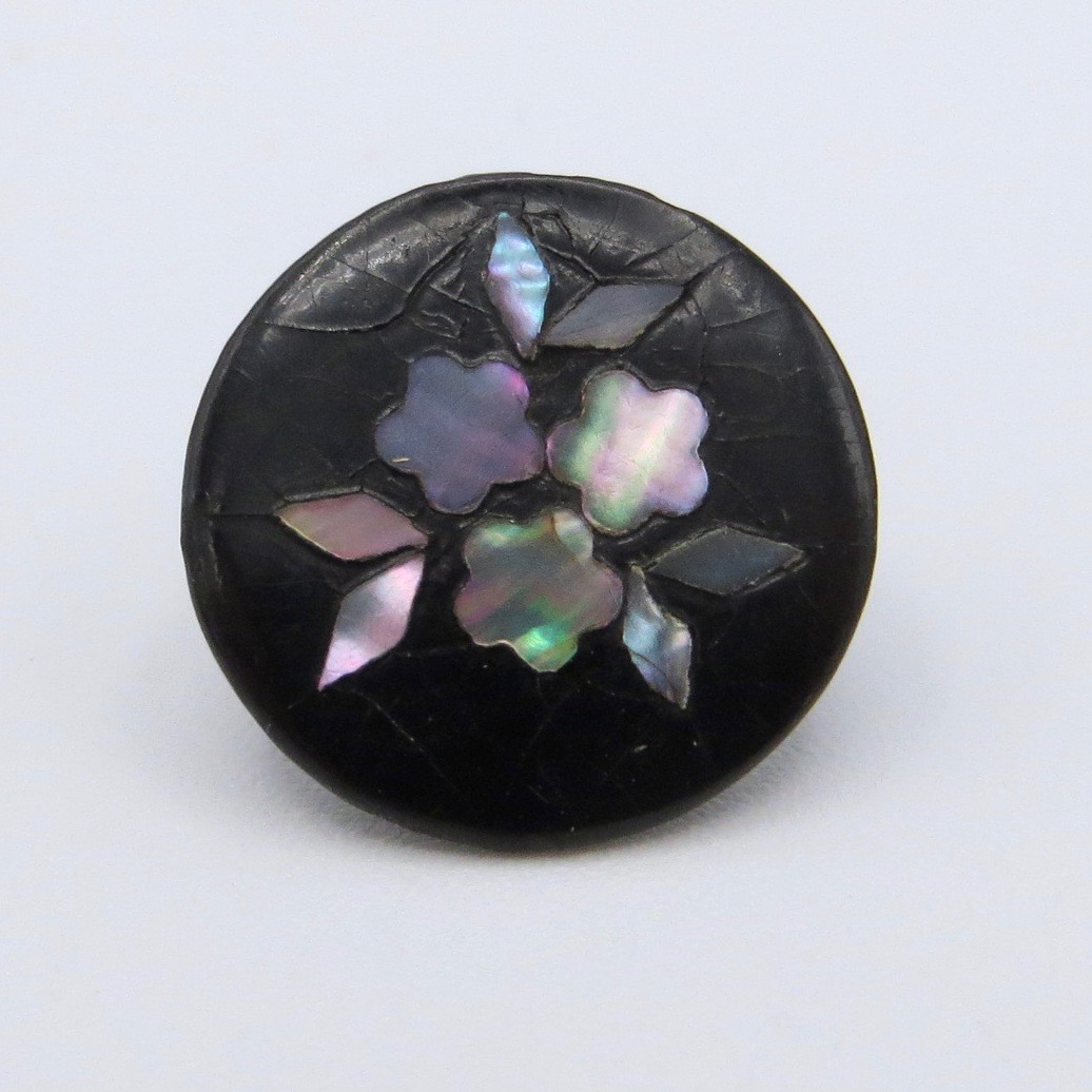 Mother of Pearl Composite Button