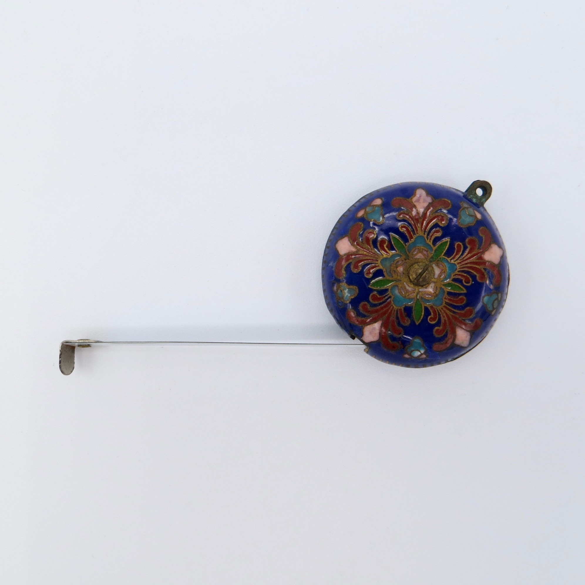 Cloisonne Tape Measure