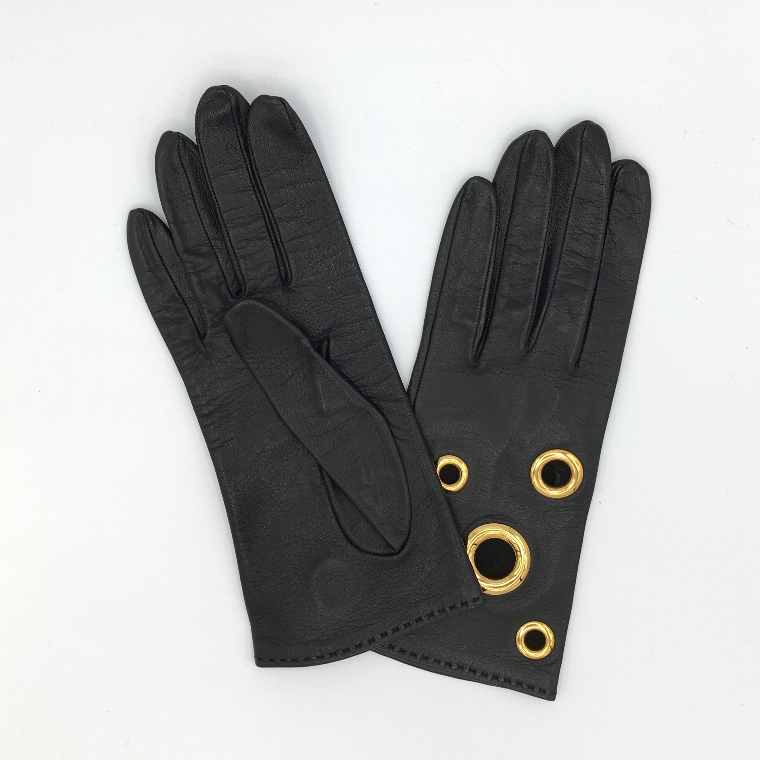 Leather Hermés Gloves