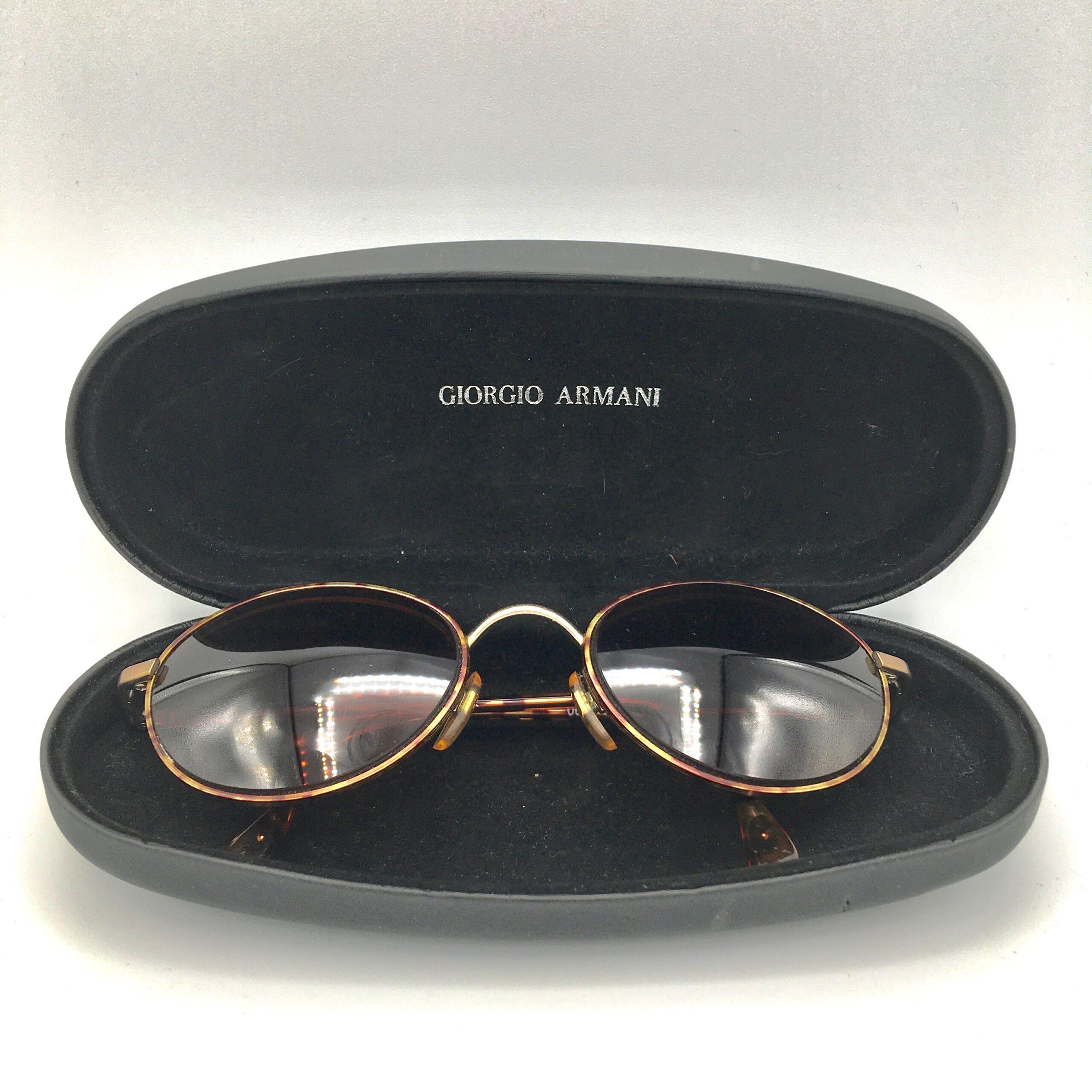 Vintage Armani Sunglasses