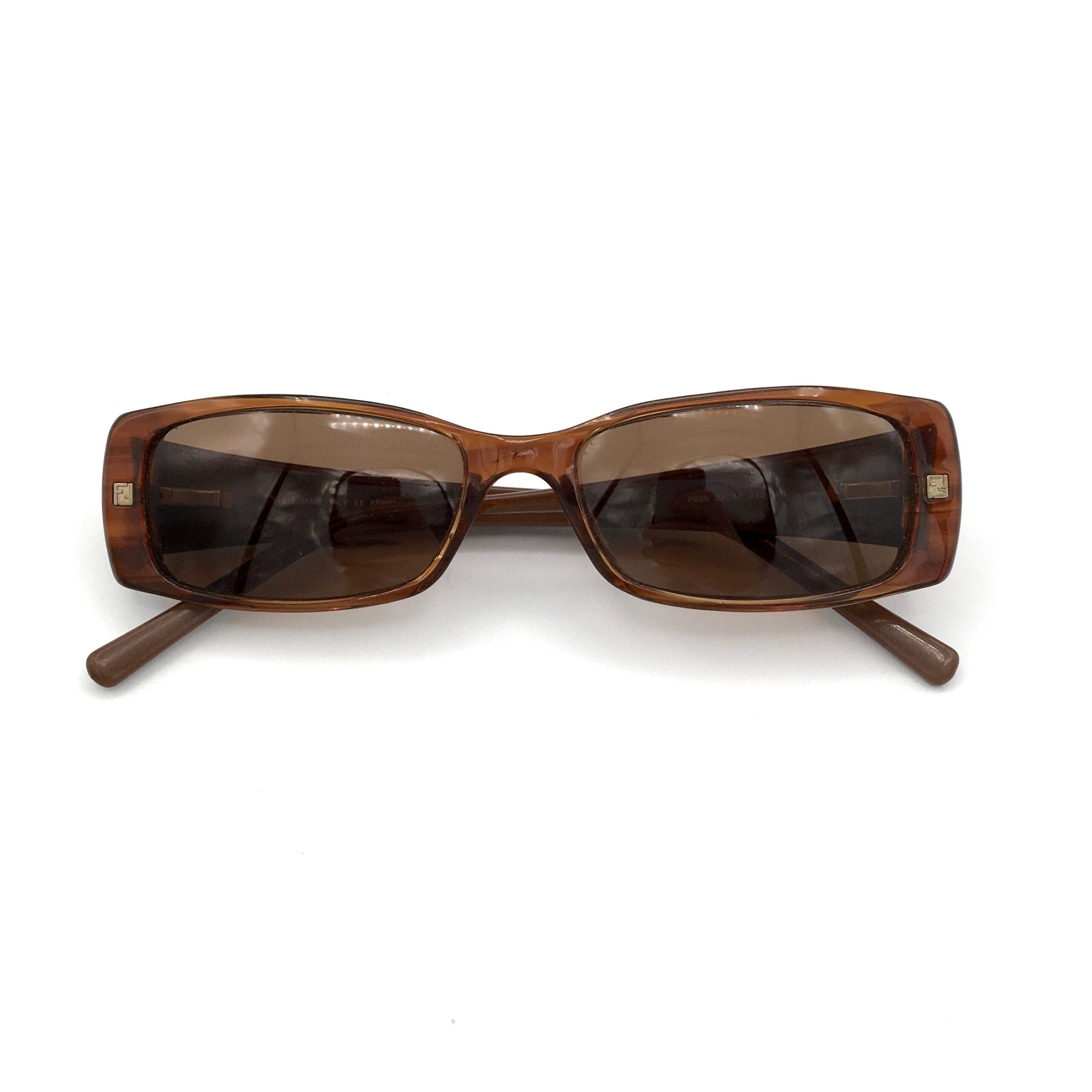 Fendi Print Sunglasses