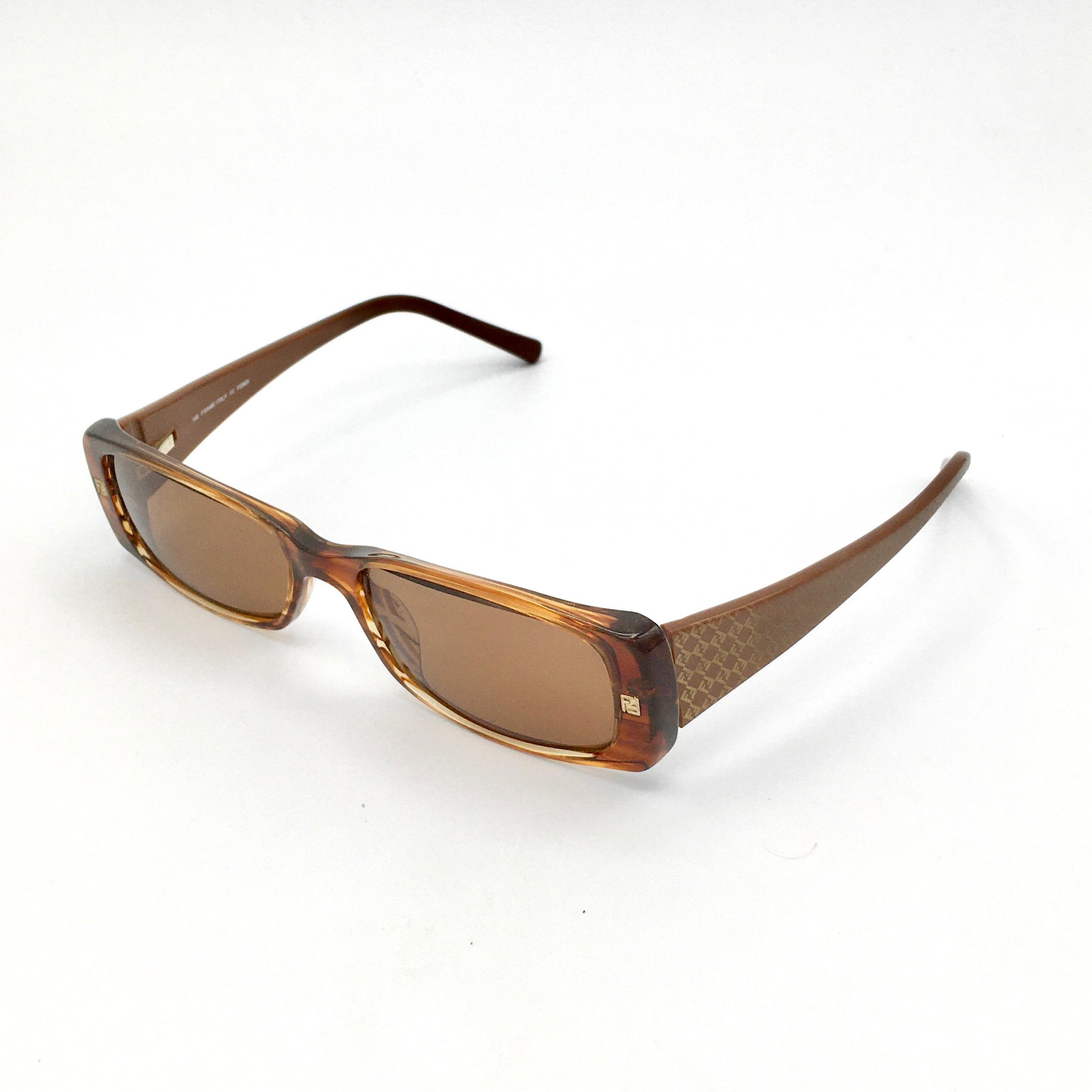 Fendi Print Sunglasses