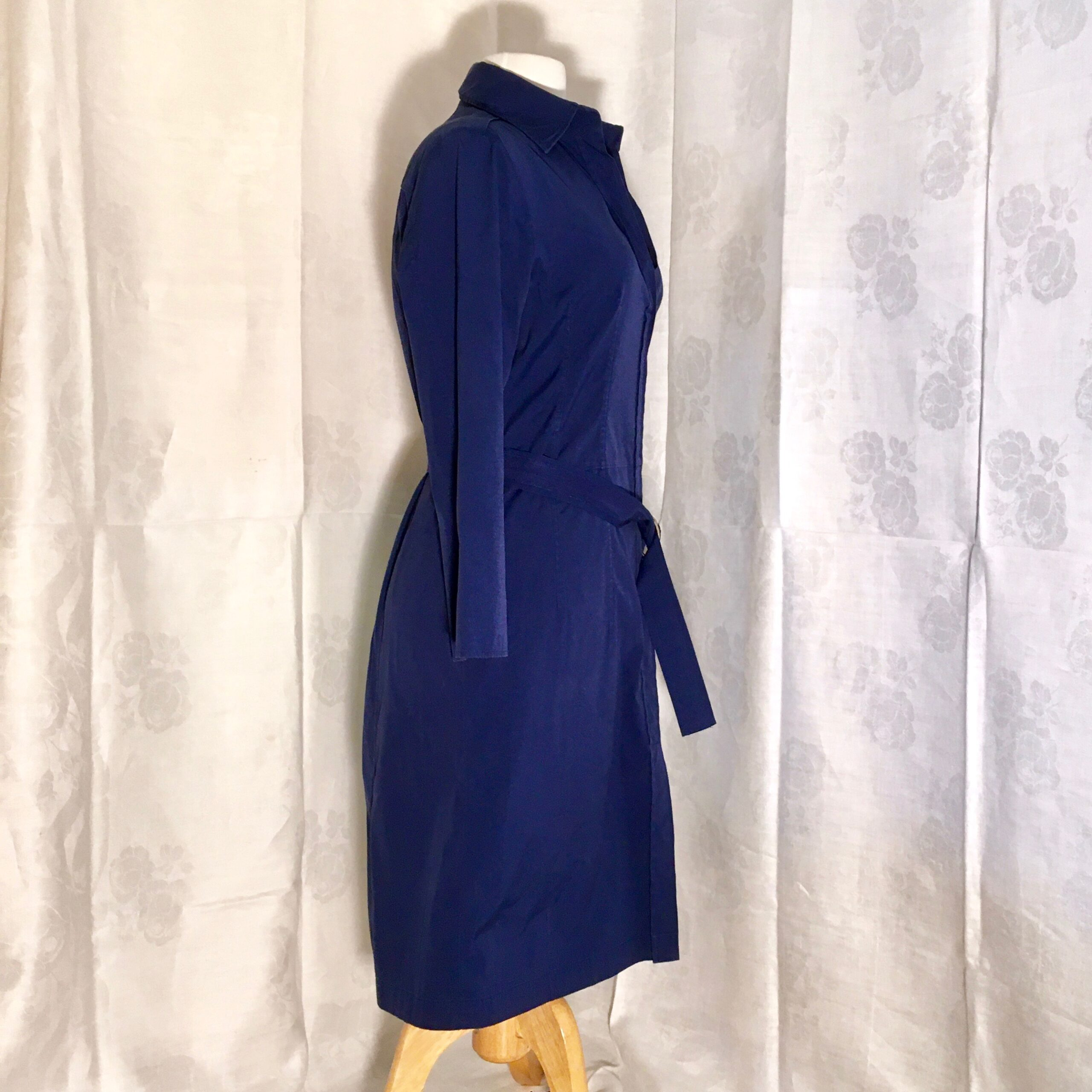 Navy Blue Hugo Boss Dress