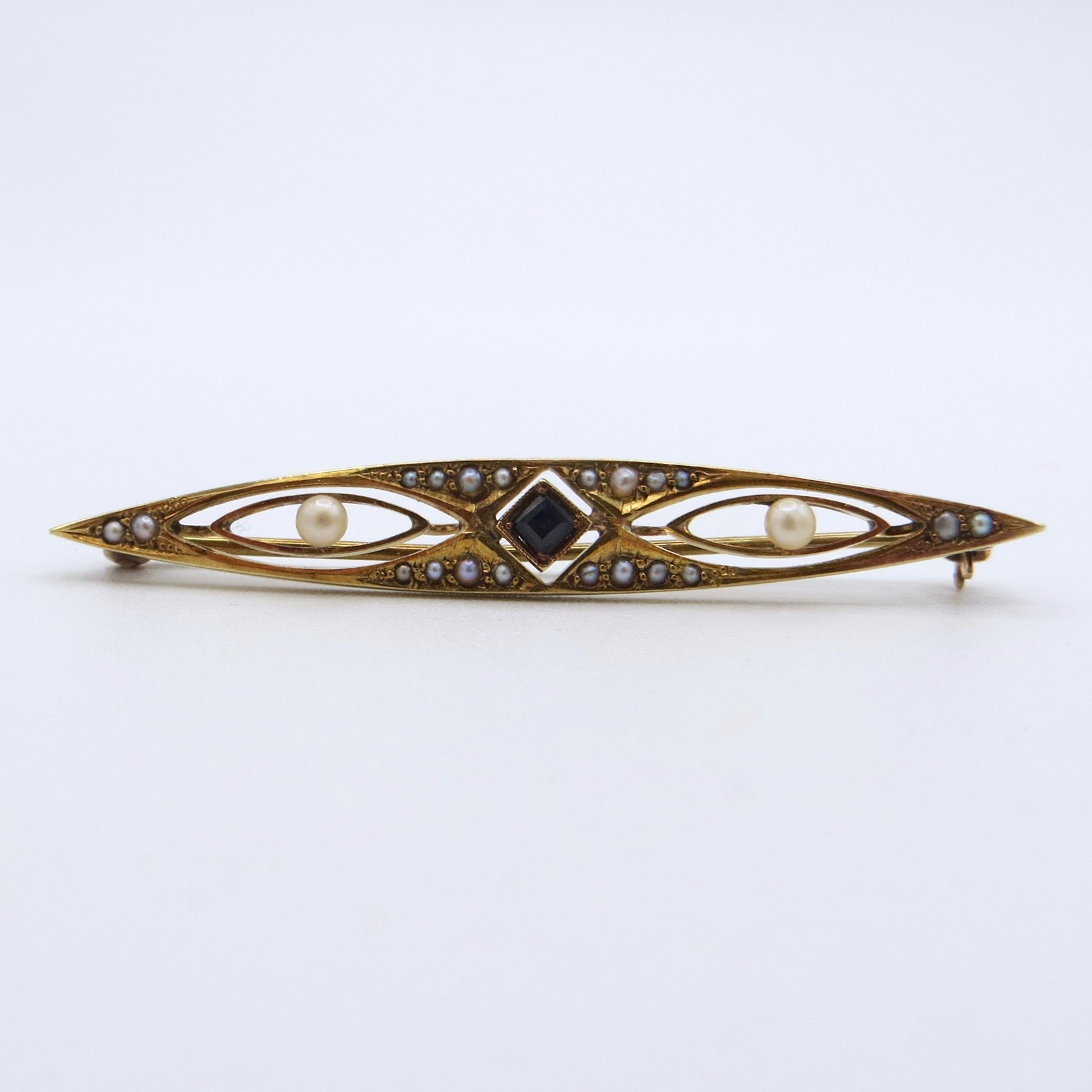 14kt Gold-Filled Brooch