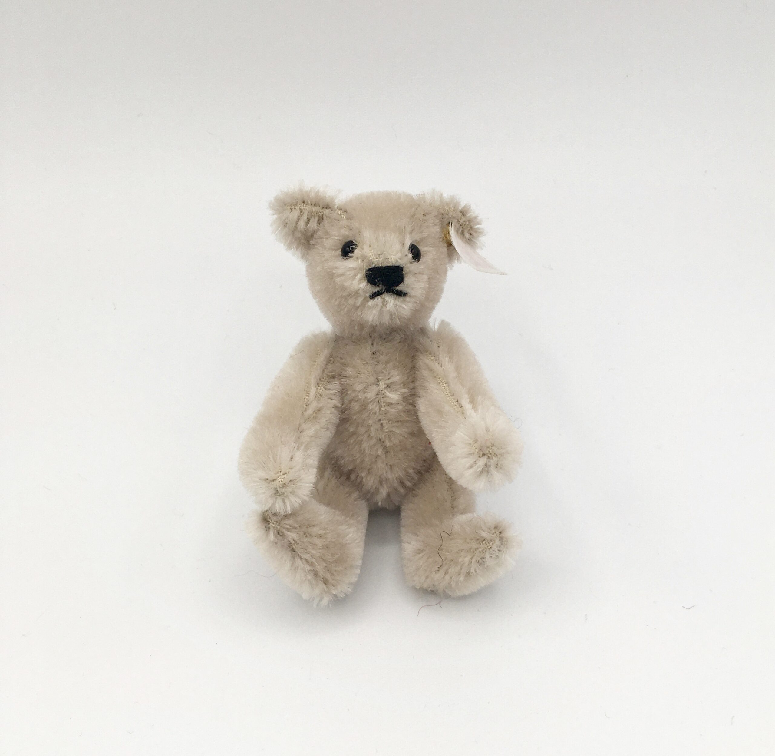 Light Grey Steiff Bear