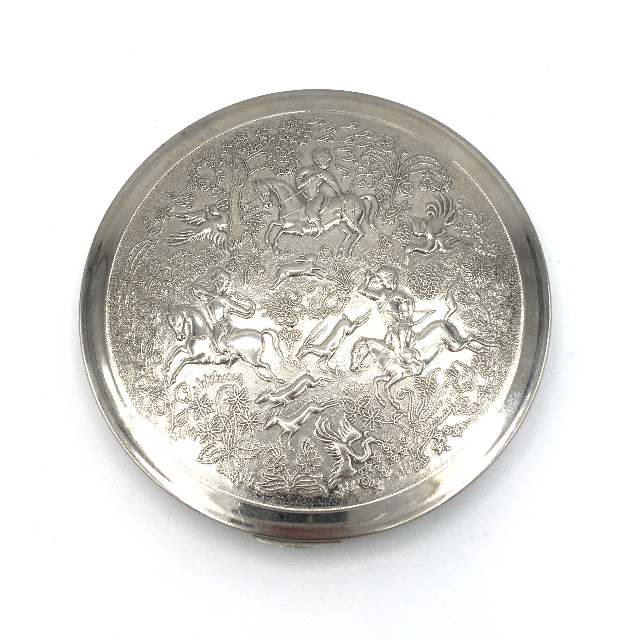 Engraved Designed Compact