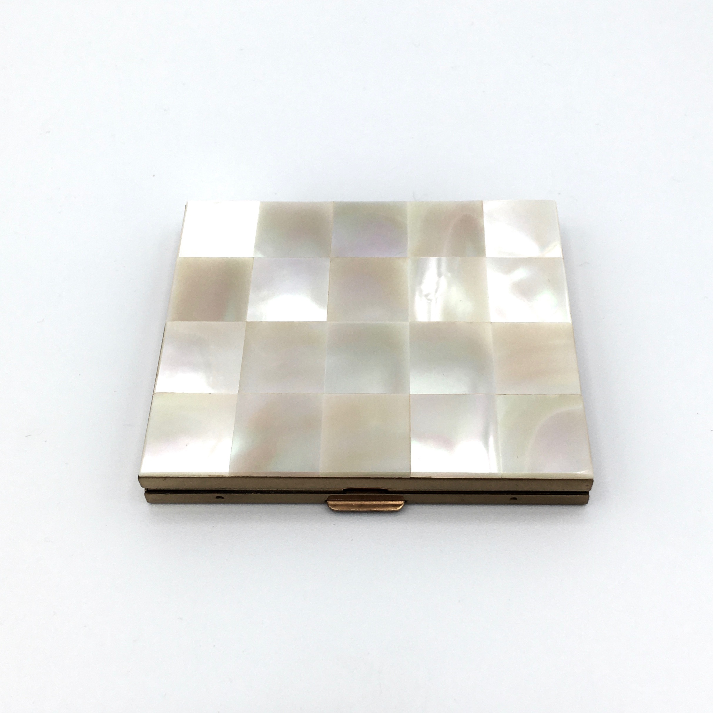 Mother of Pearl Panelled Compact