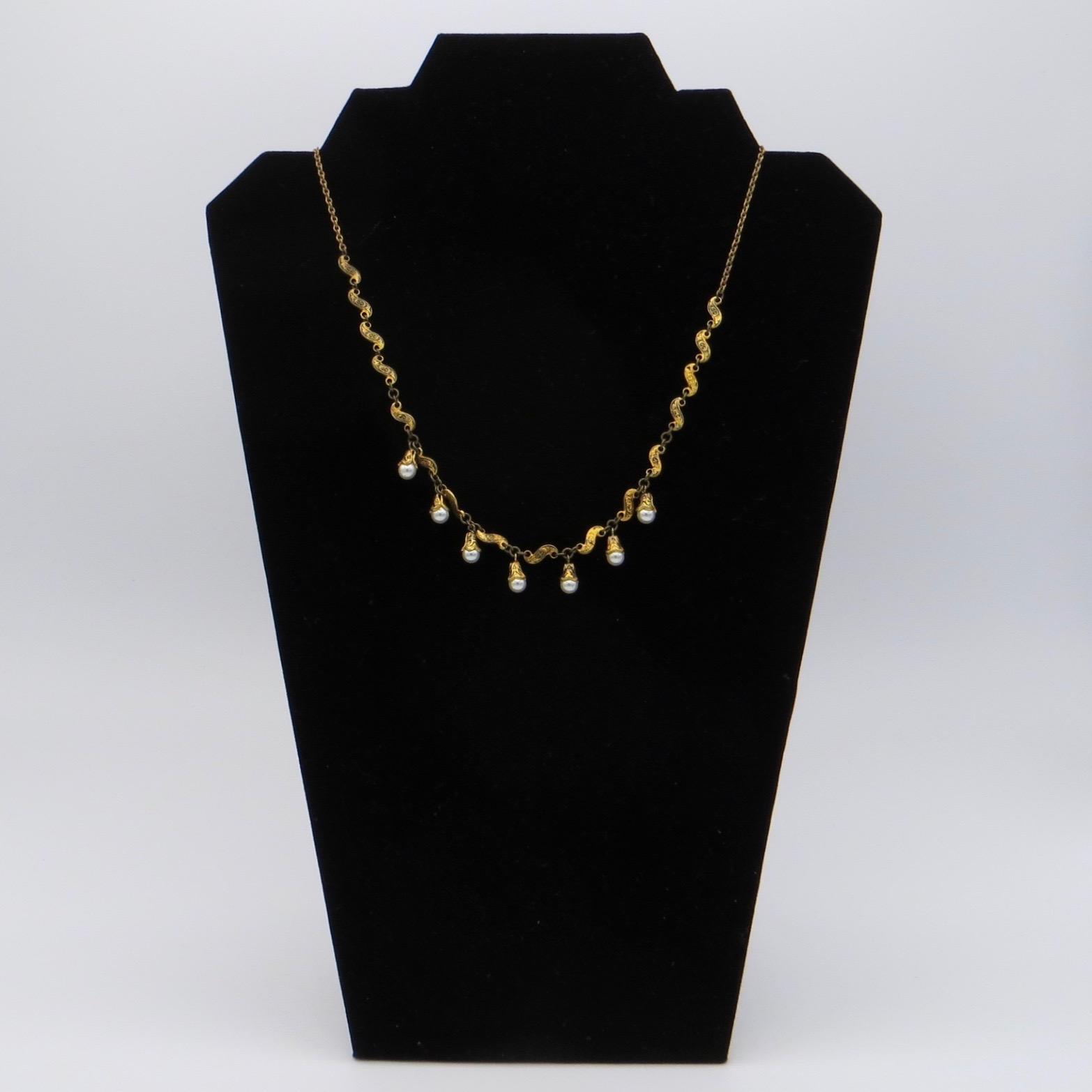Victorian-Style Necklace