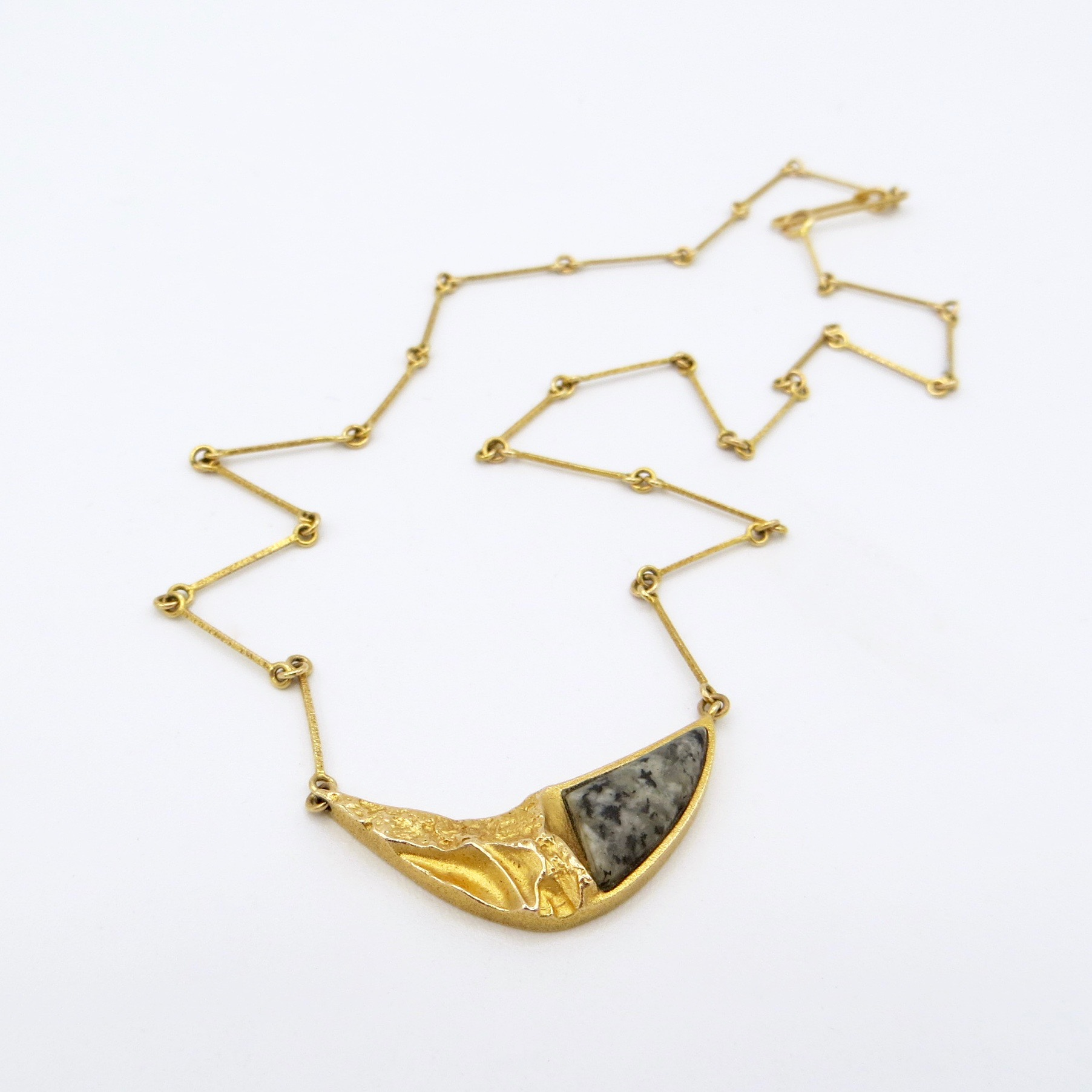 14kt Gold Lapponia Necklace