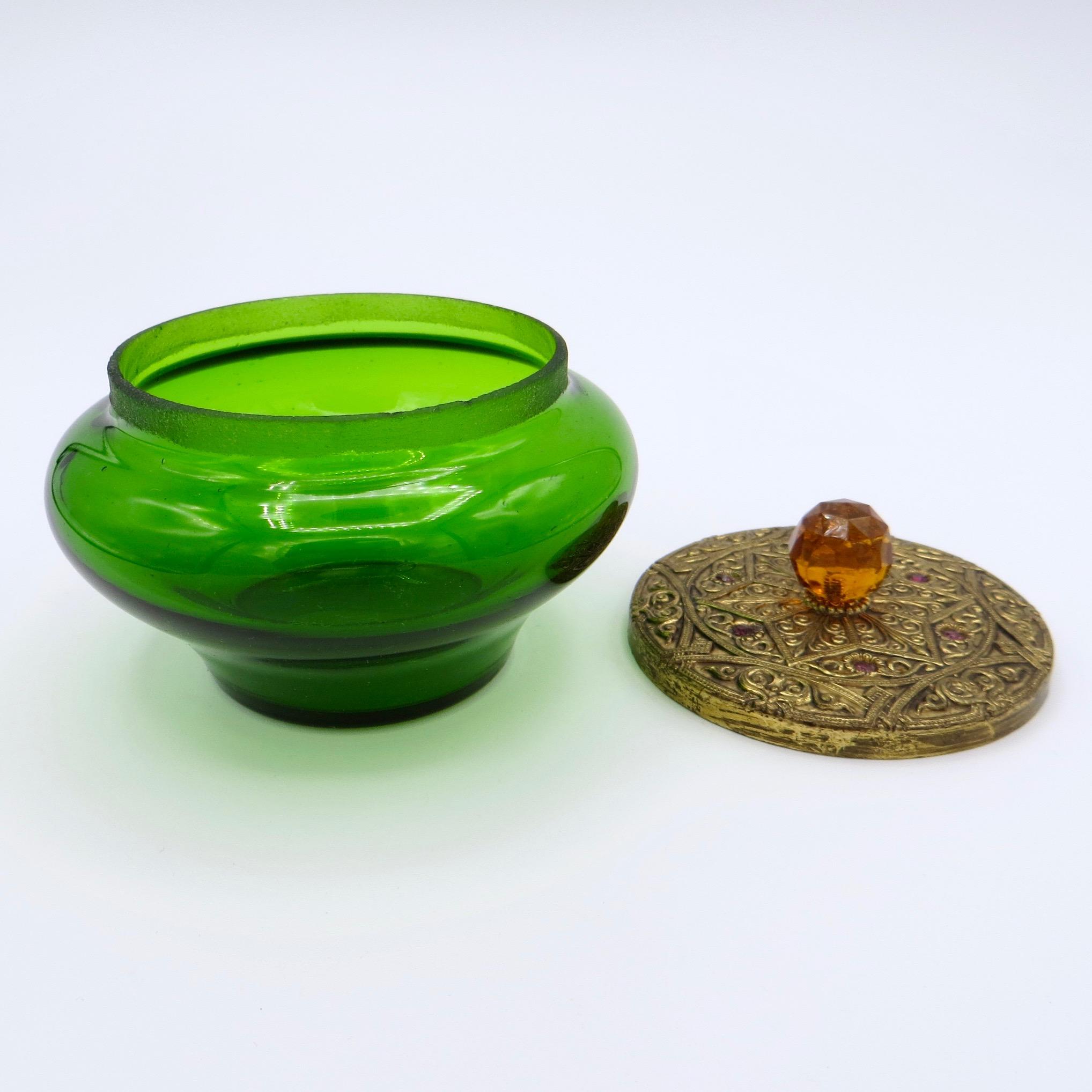 Czech Glass Box