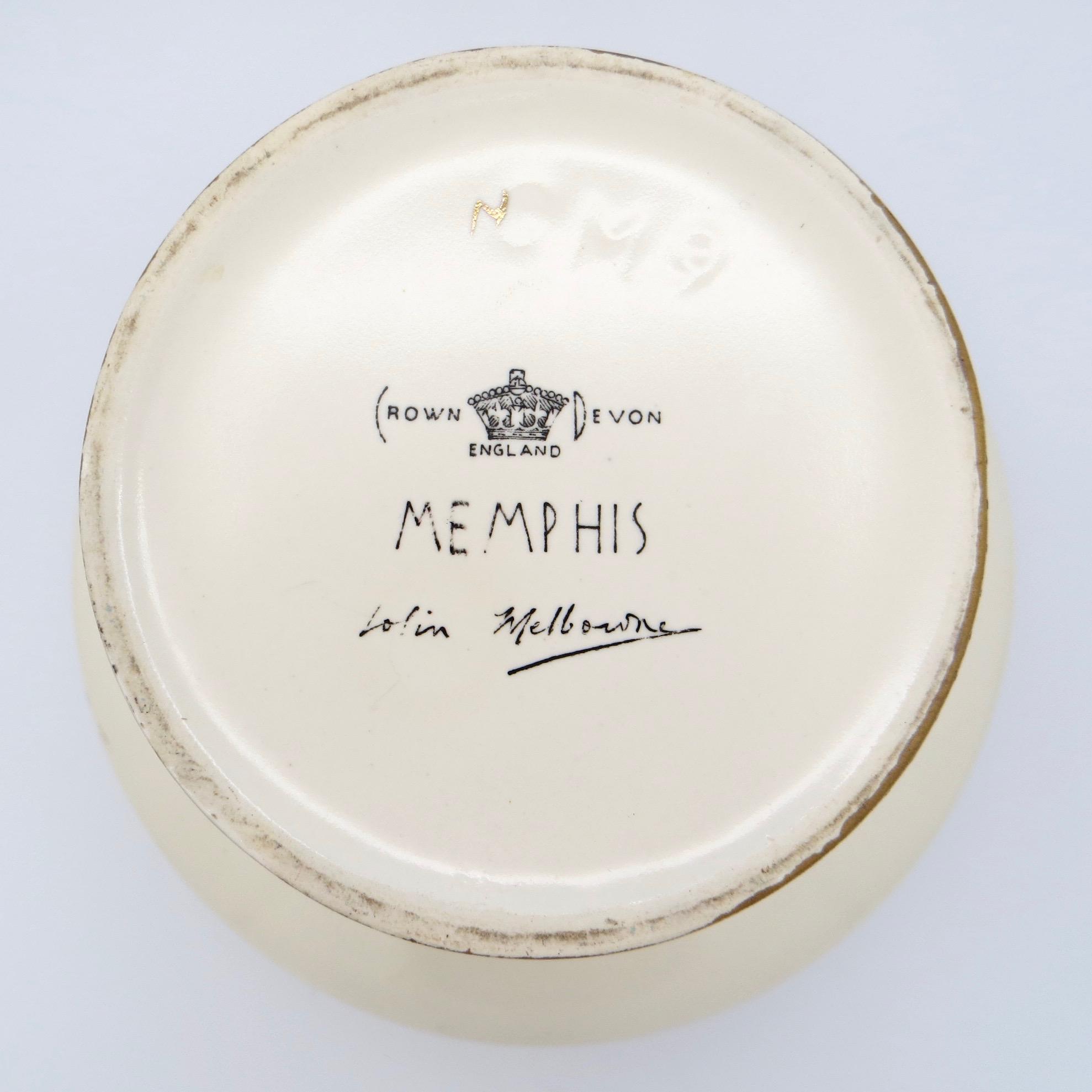 Mid-Century Memphis Vase