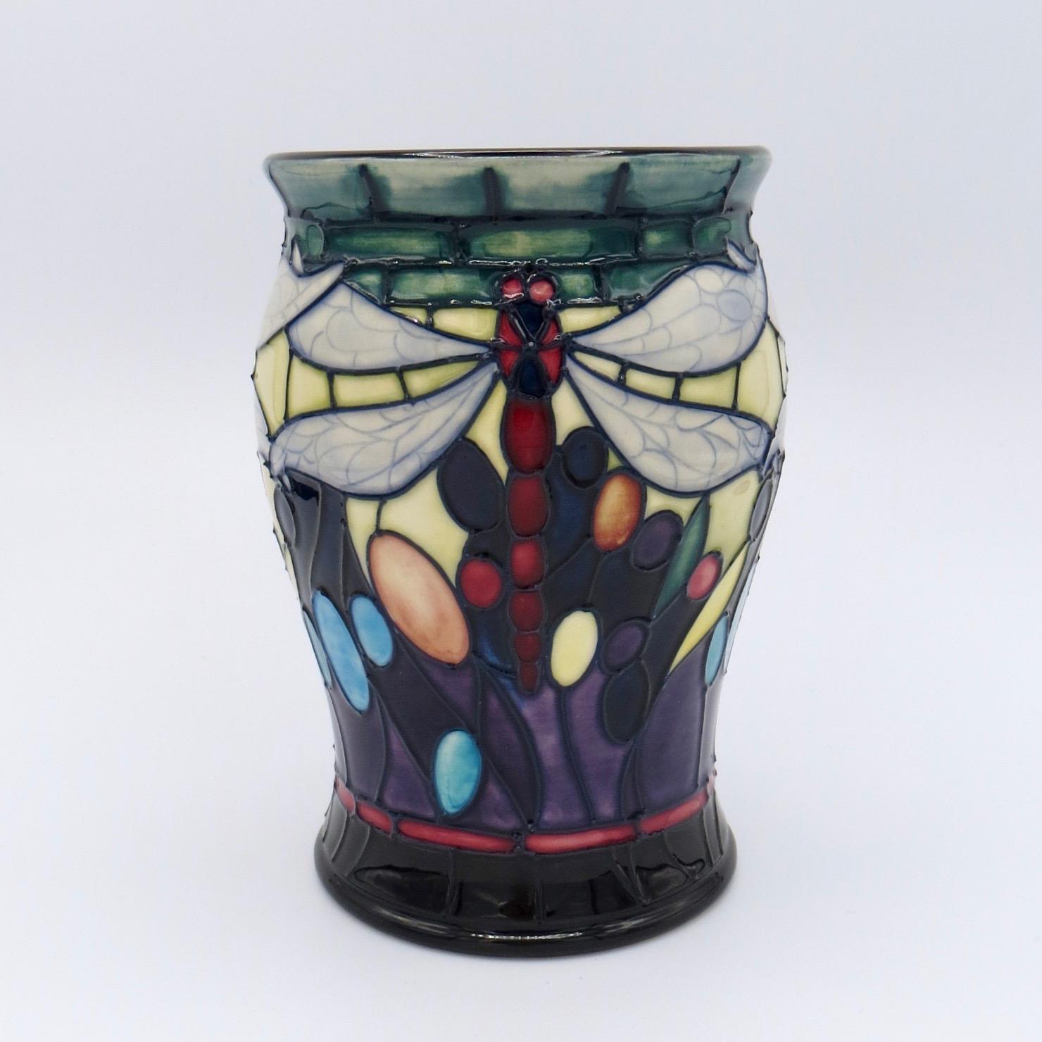Moorcroft Favrile Vase (5.5