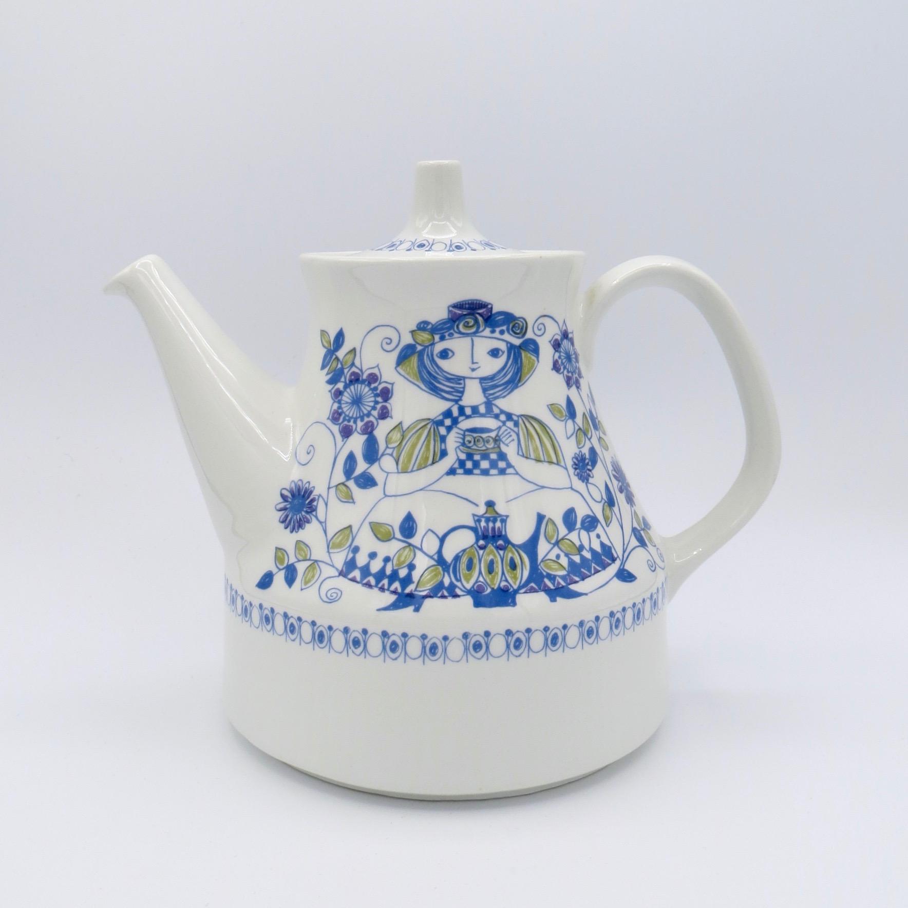 Figgjo Lotte Teapot