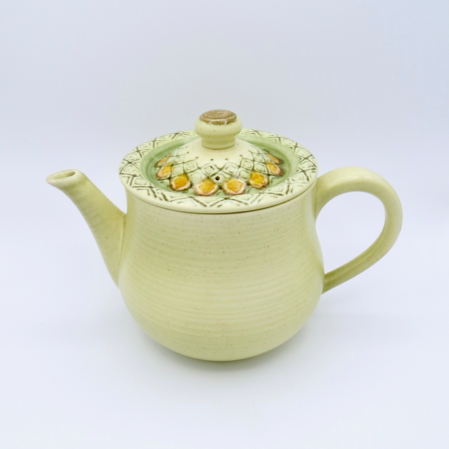 English Pottery Teapot