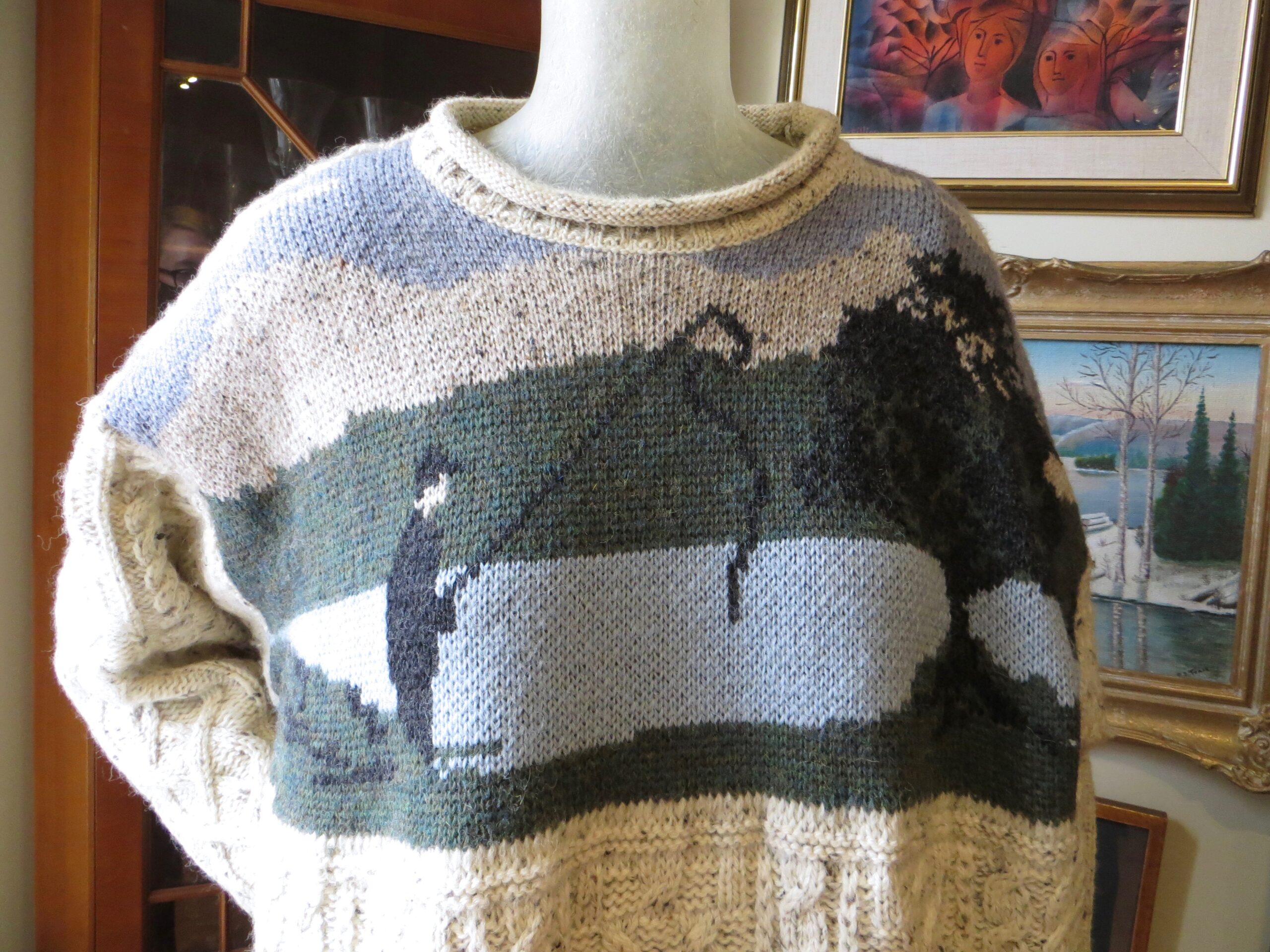 Wool Angler Sweater