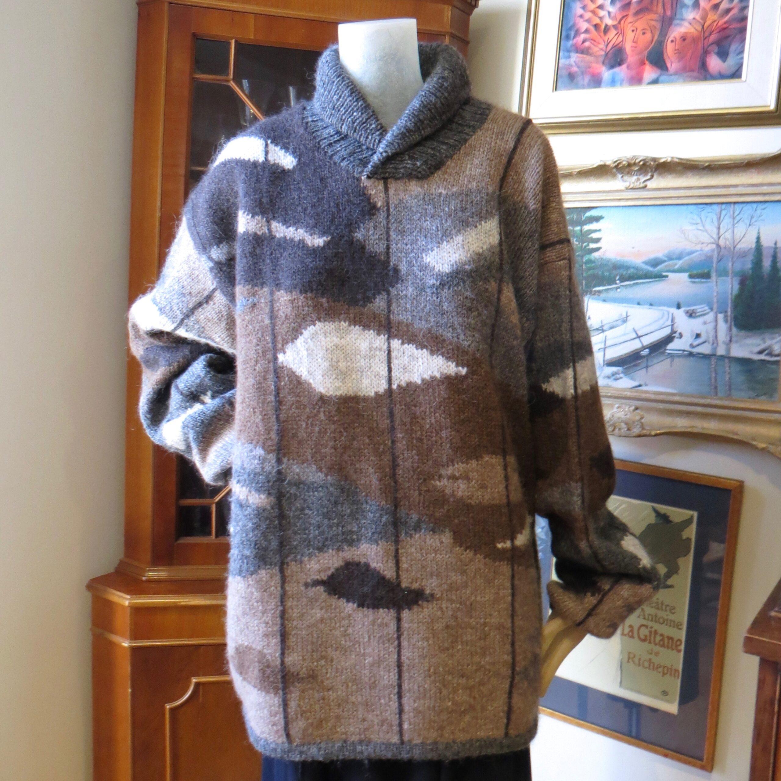 Yugoslavian Wool Sweater