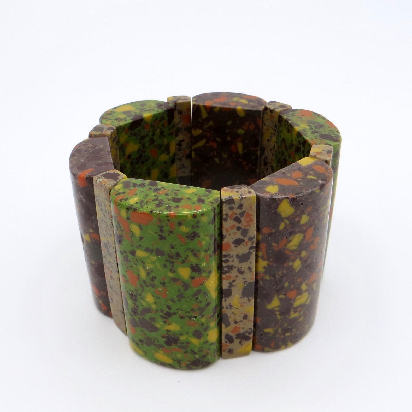Marion Godart Resin Bracelet