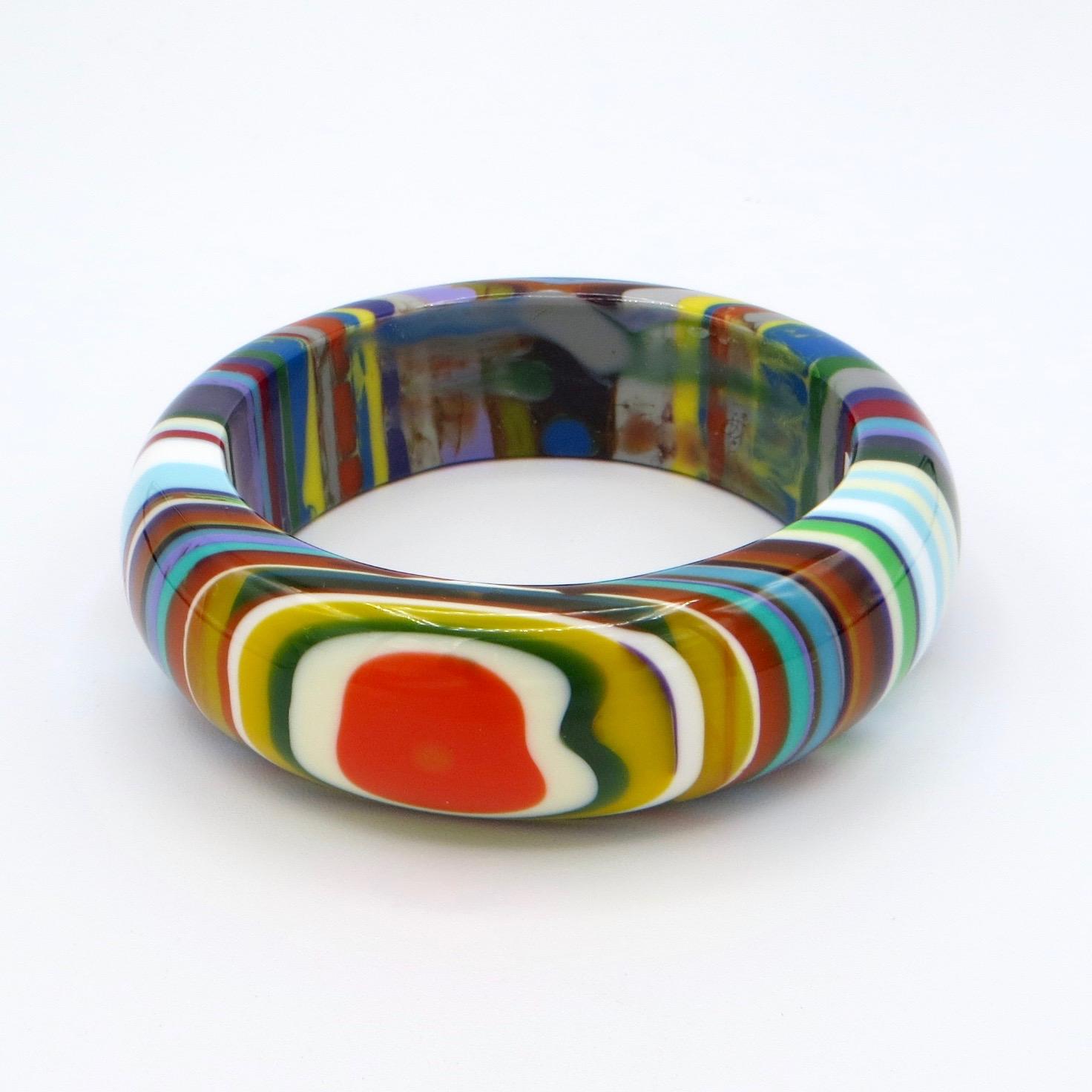 Sobral Resin Bracelet