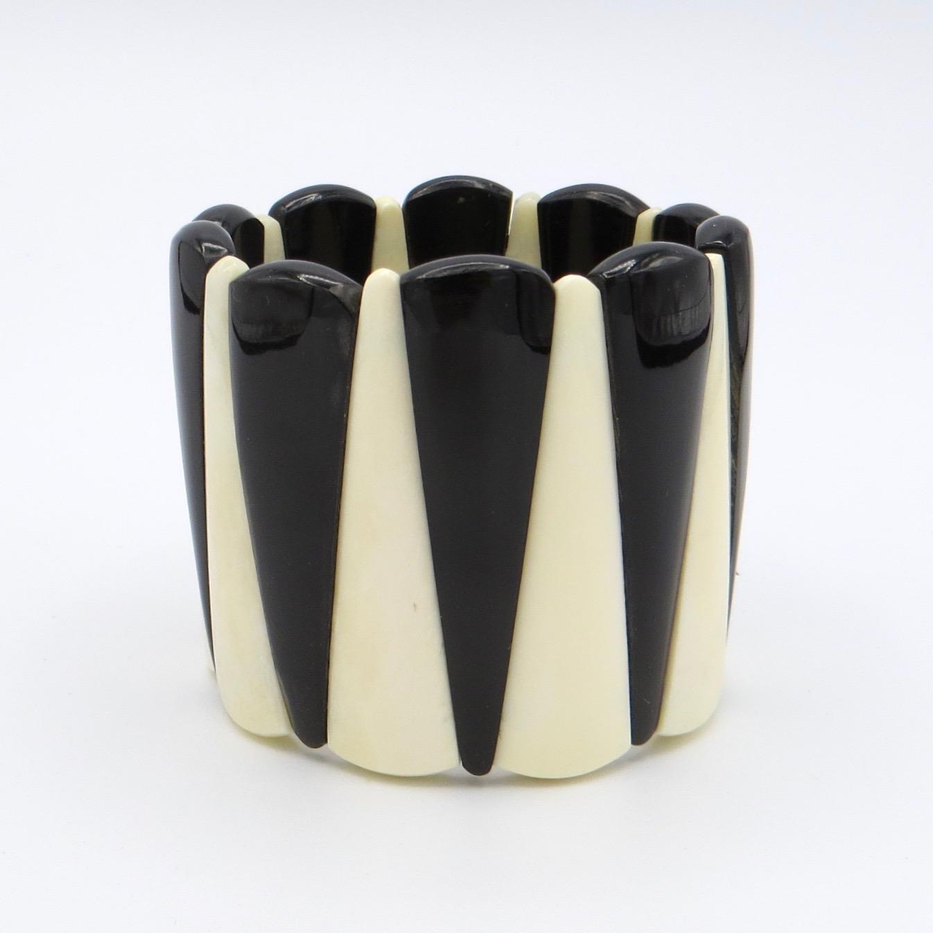 Marion Godart Deco-Style Bracelet