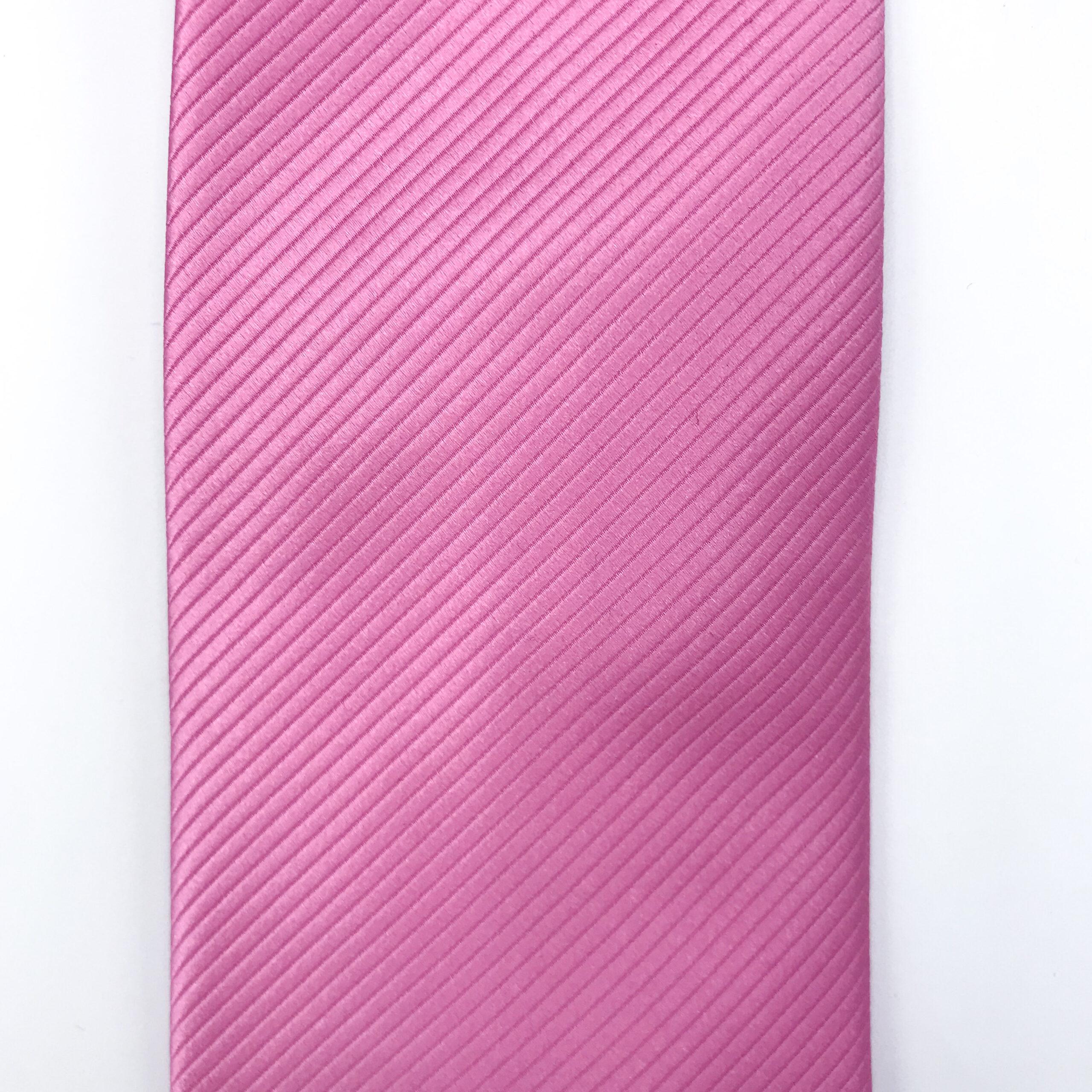 Pink Enrico Carlucci Tie