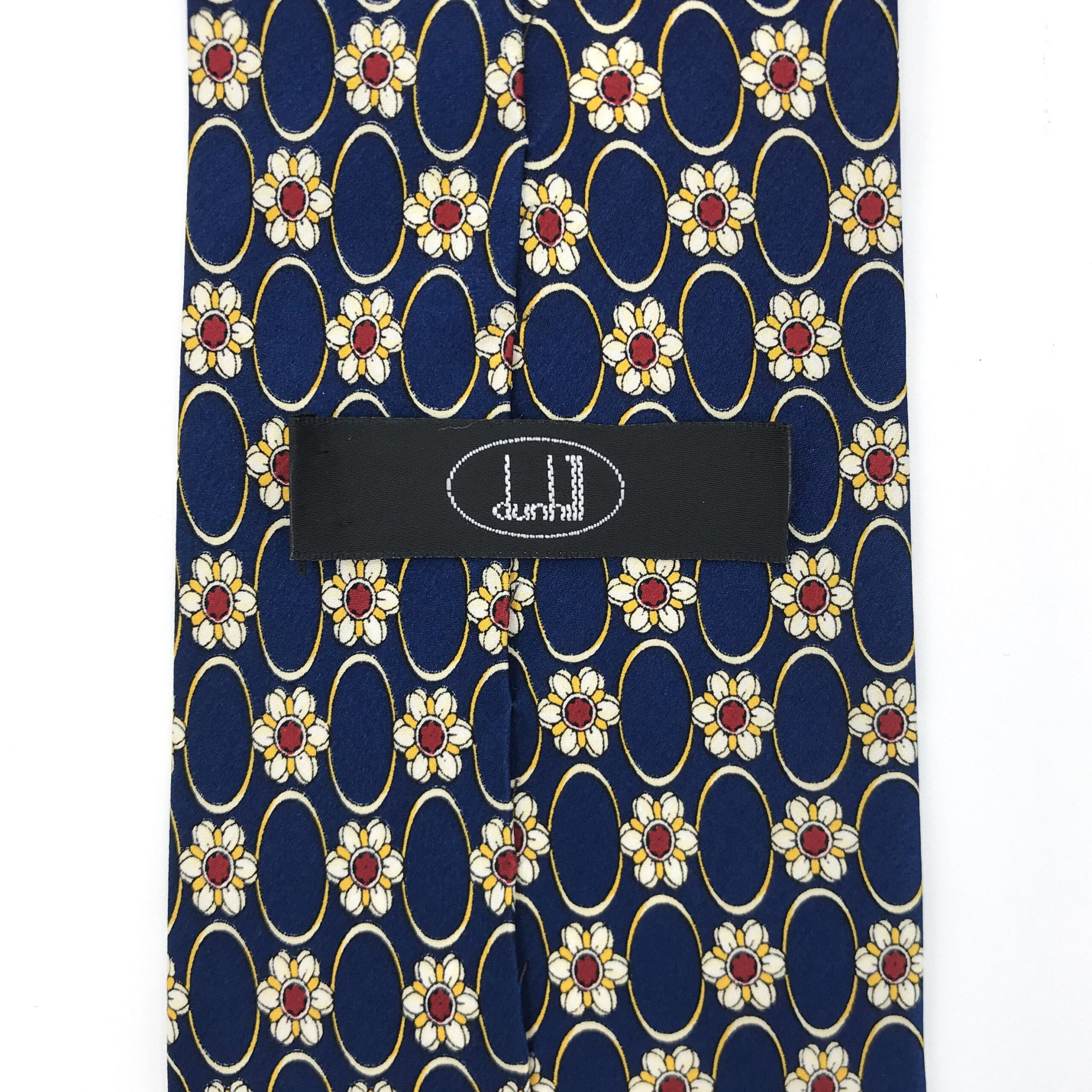 Alfred Dunhill Floral Tie