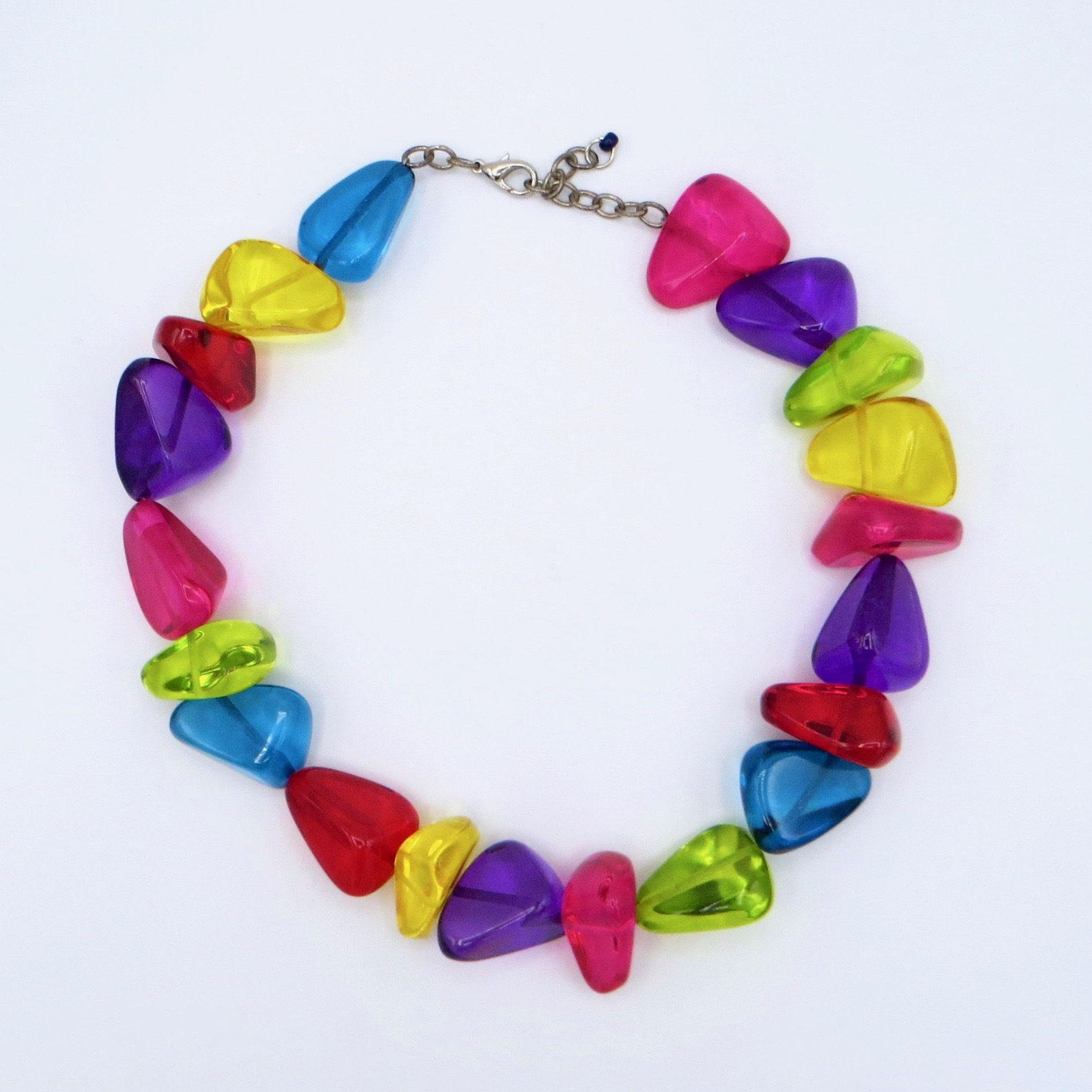Translucent Sobral Necklace