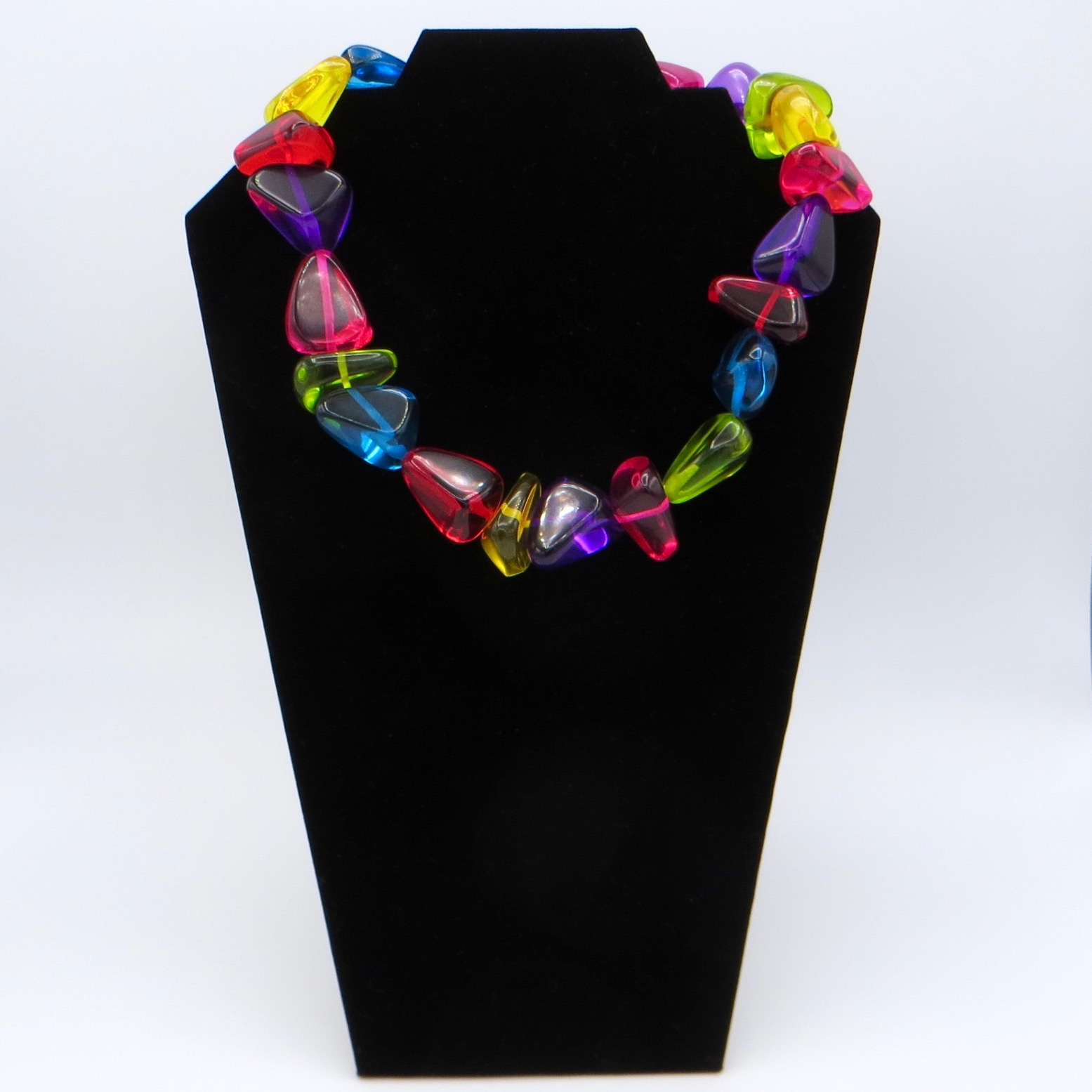 Translucent Sobral Necklace