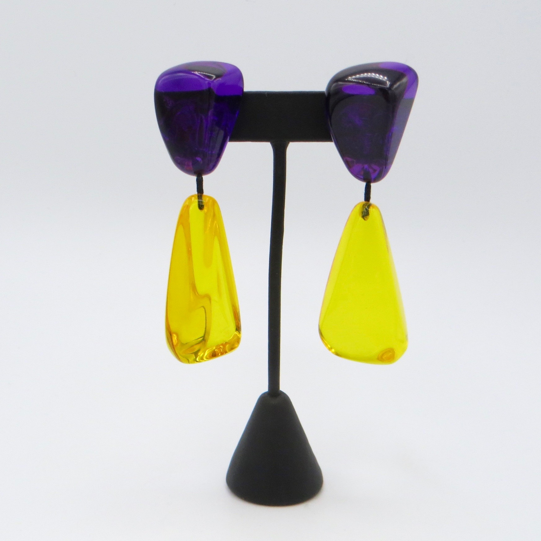 Translucent Sobral Earrings