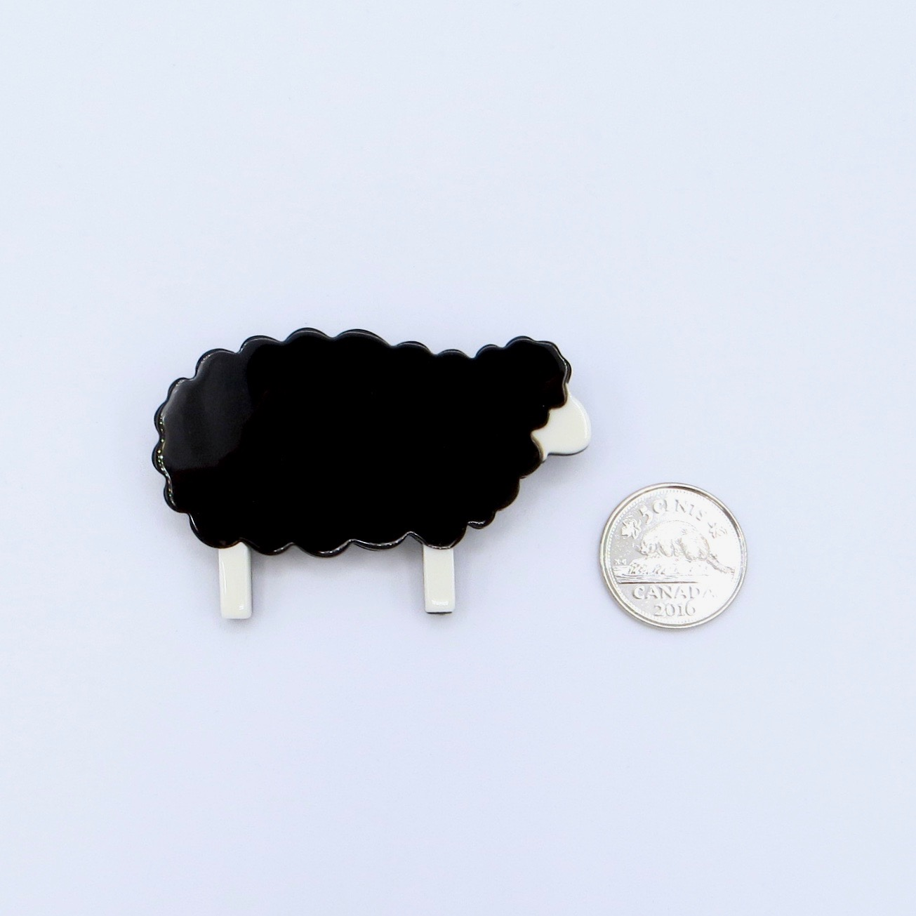 Marion Godart Black Sheep Brooch