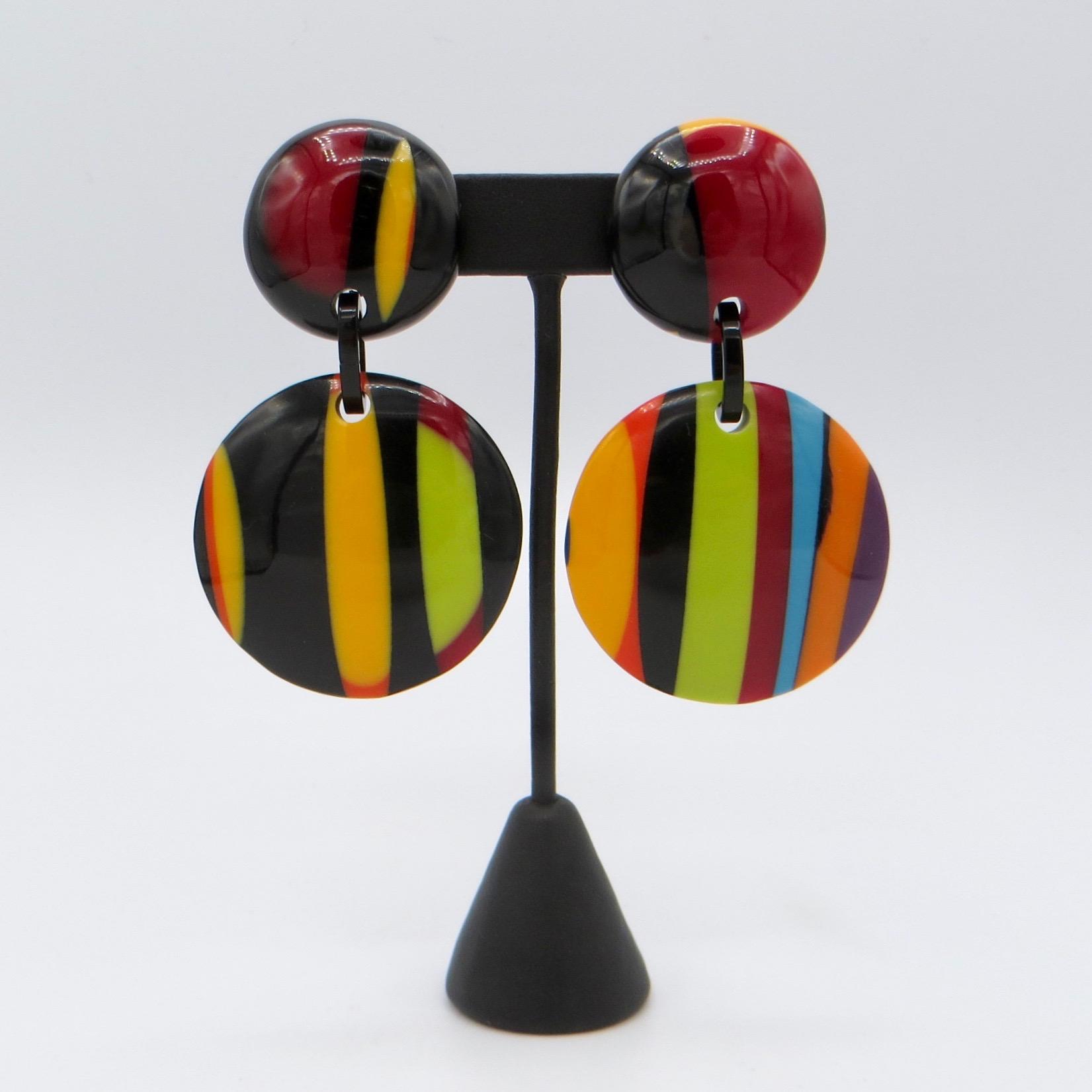 Marion Godart Circle Earrings
