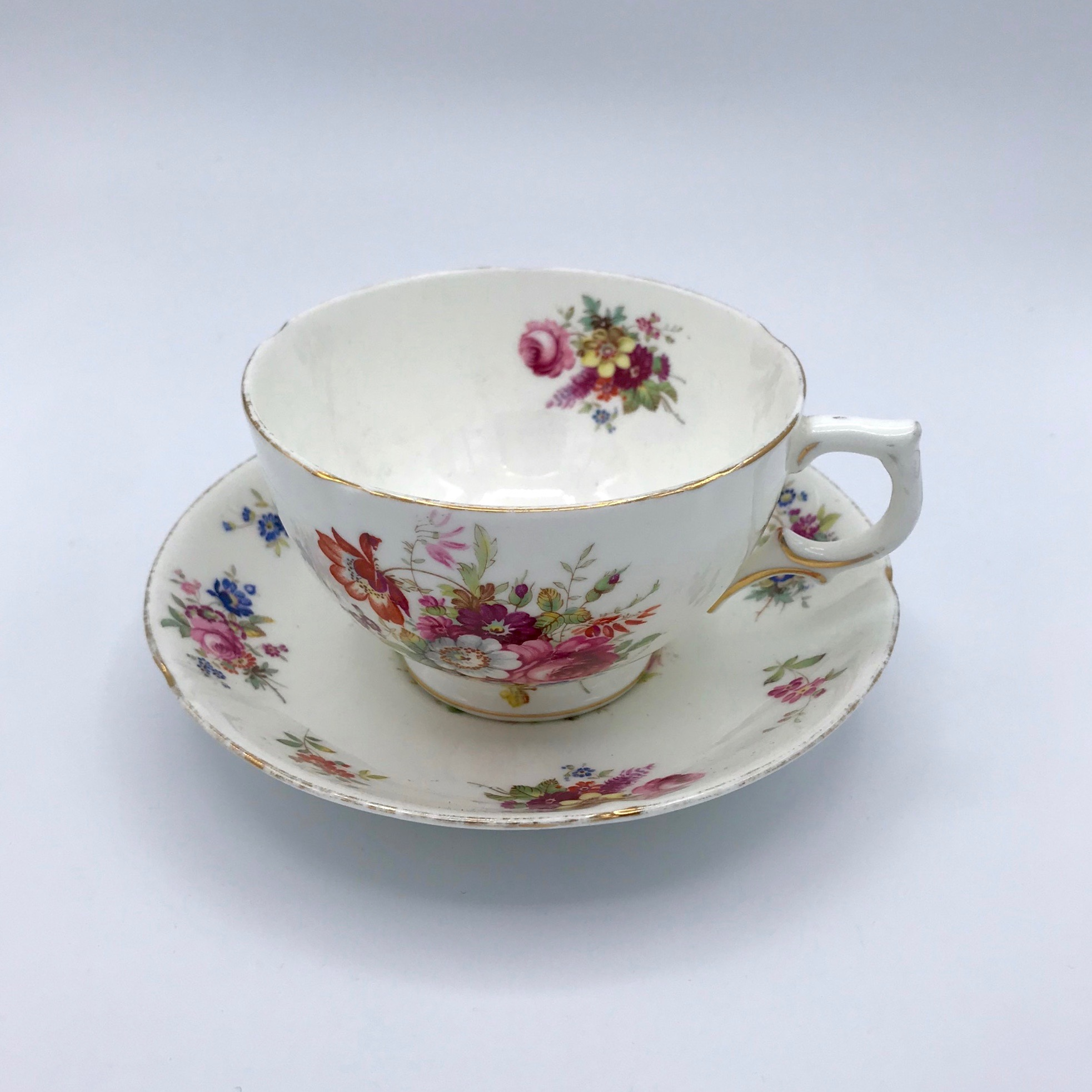 Hammersley Breakfast Cup & Saucer