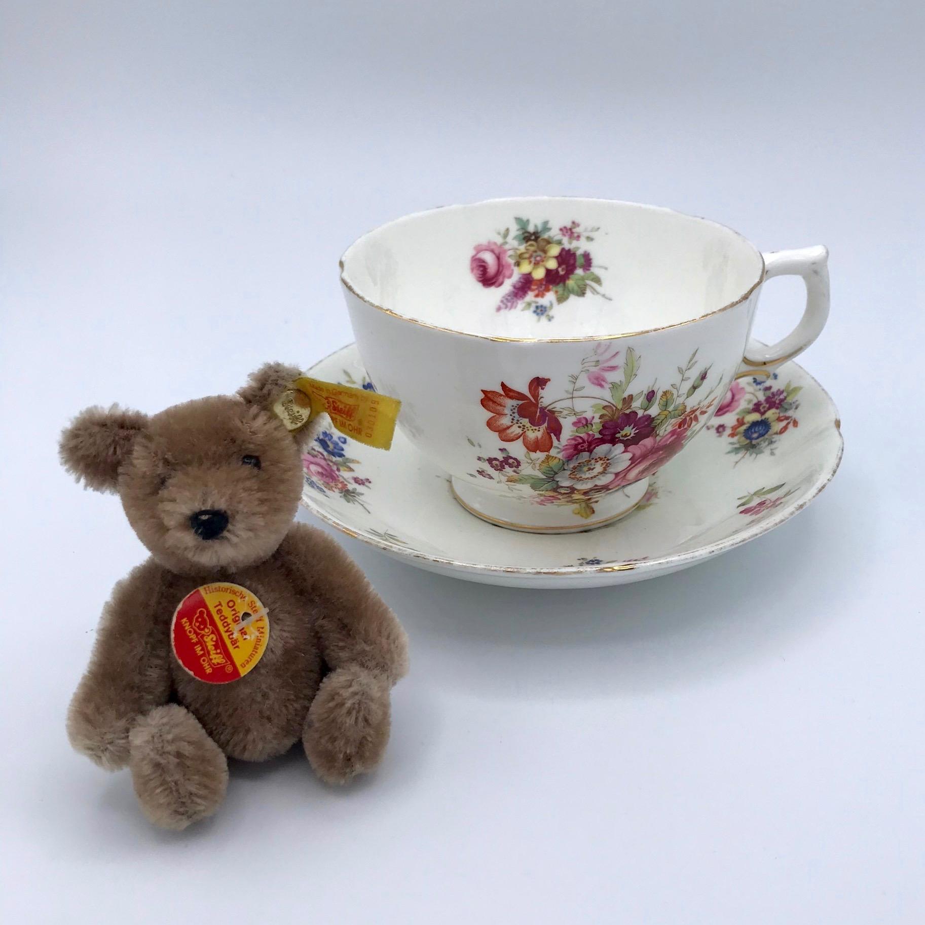 Hammersley Breakfast Cup & Saucer