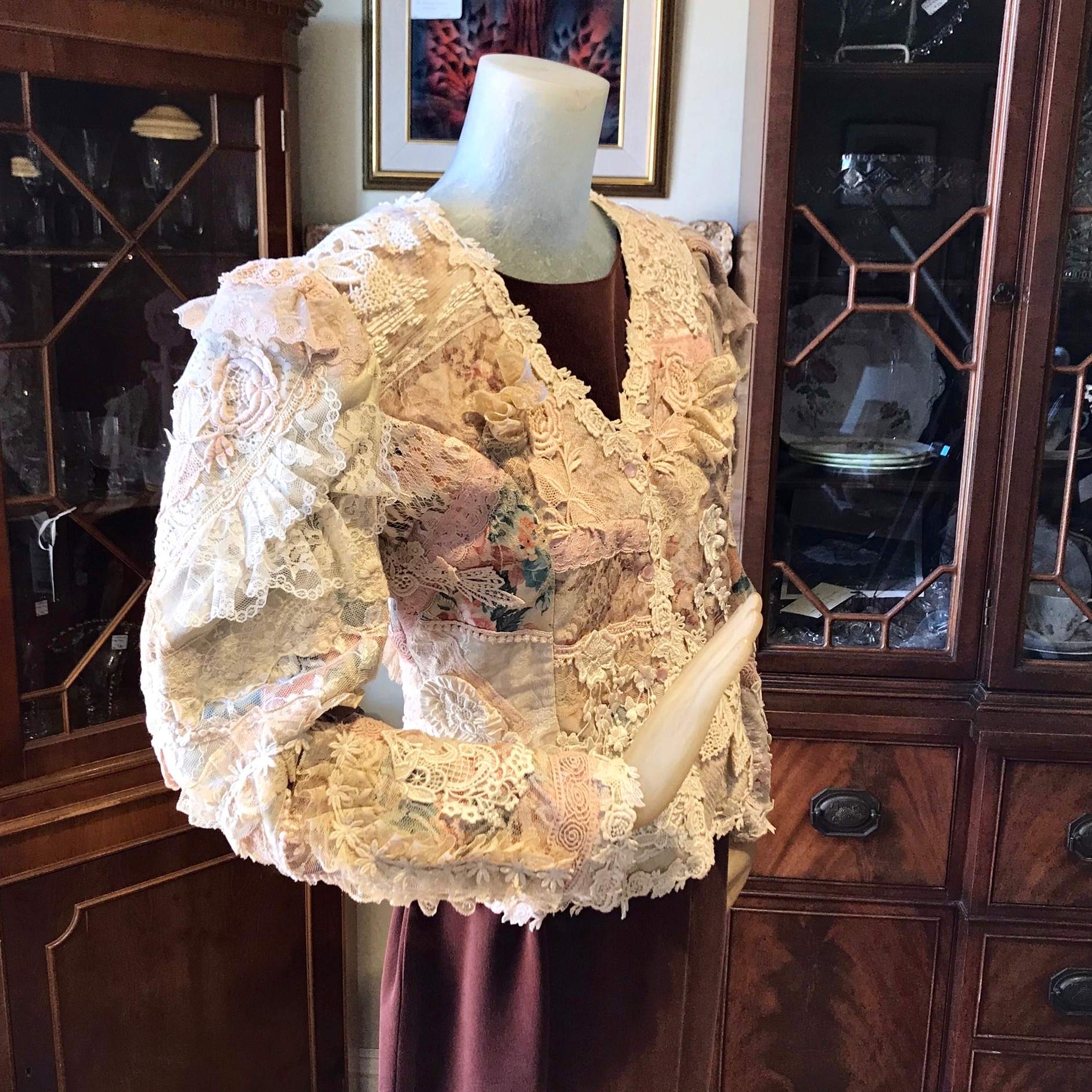 Fabulous Lace Jacket