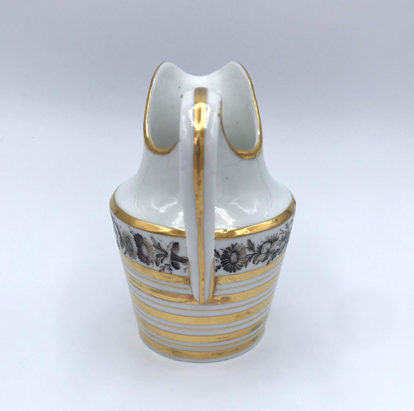 Paris Porcelain Jug