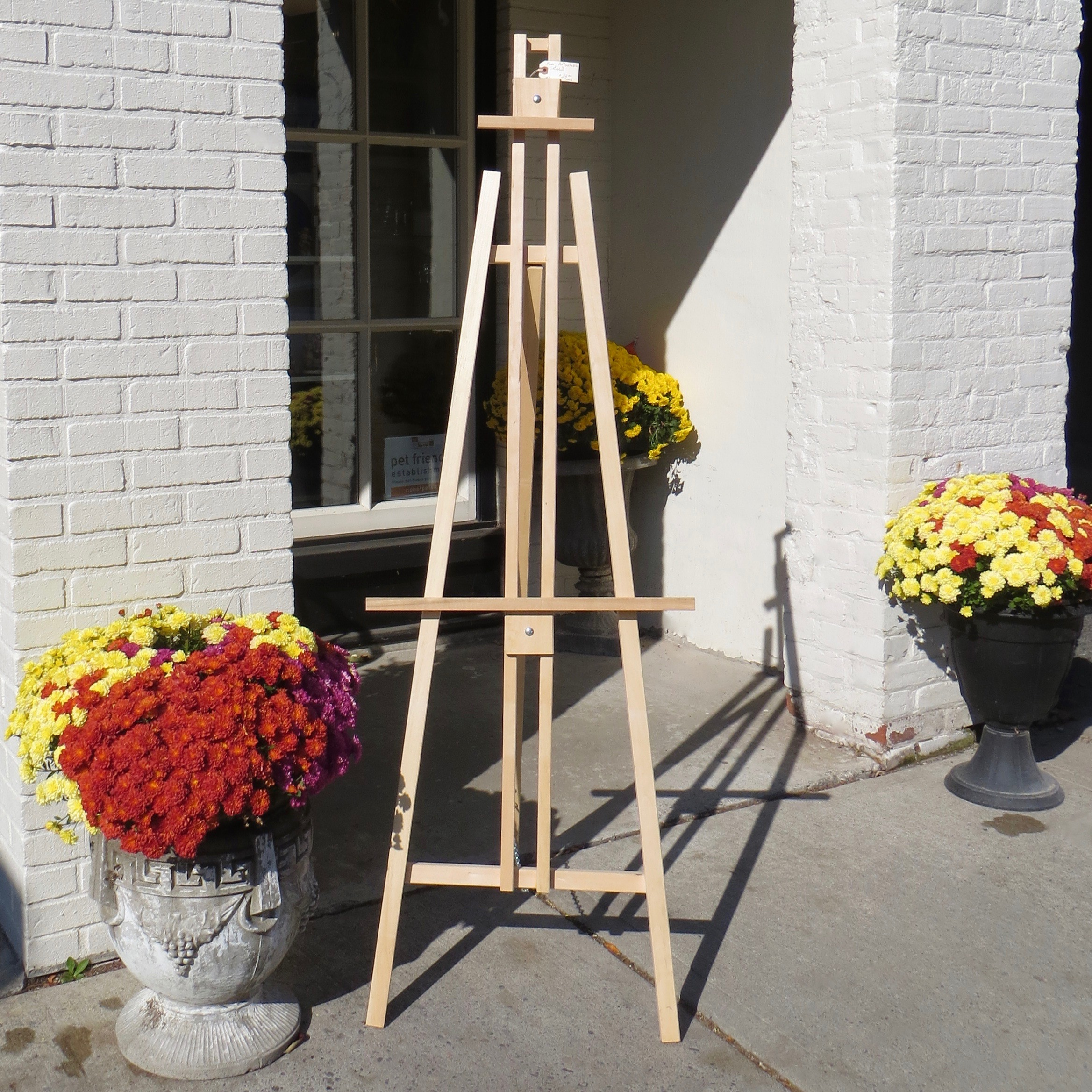 Pine Easel (Made in Brighton, Ontario)