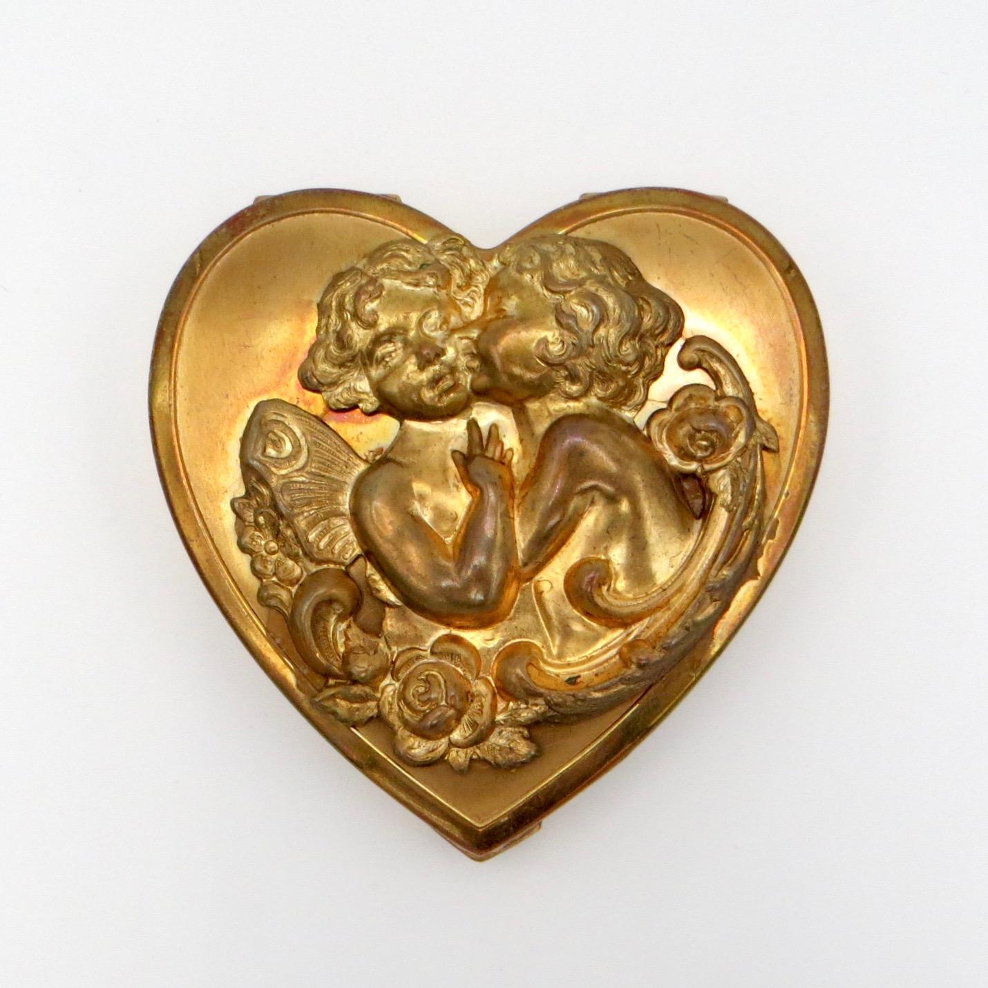 Cherub Heart Compact