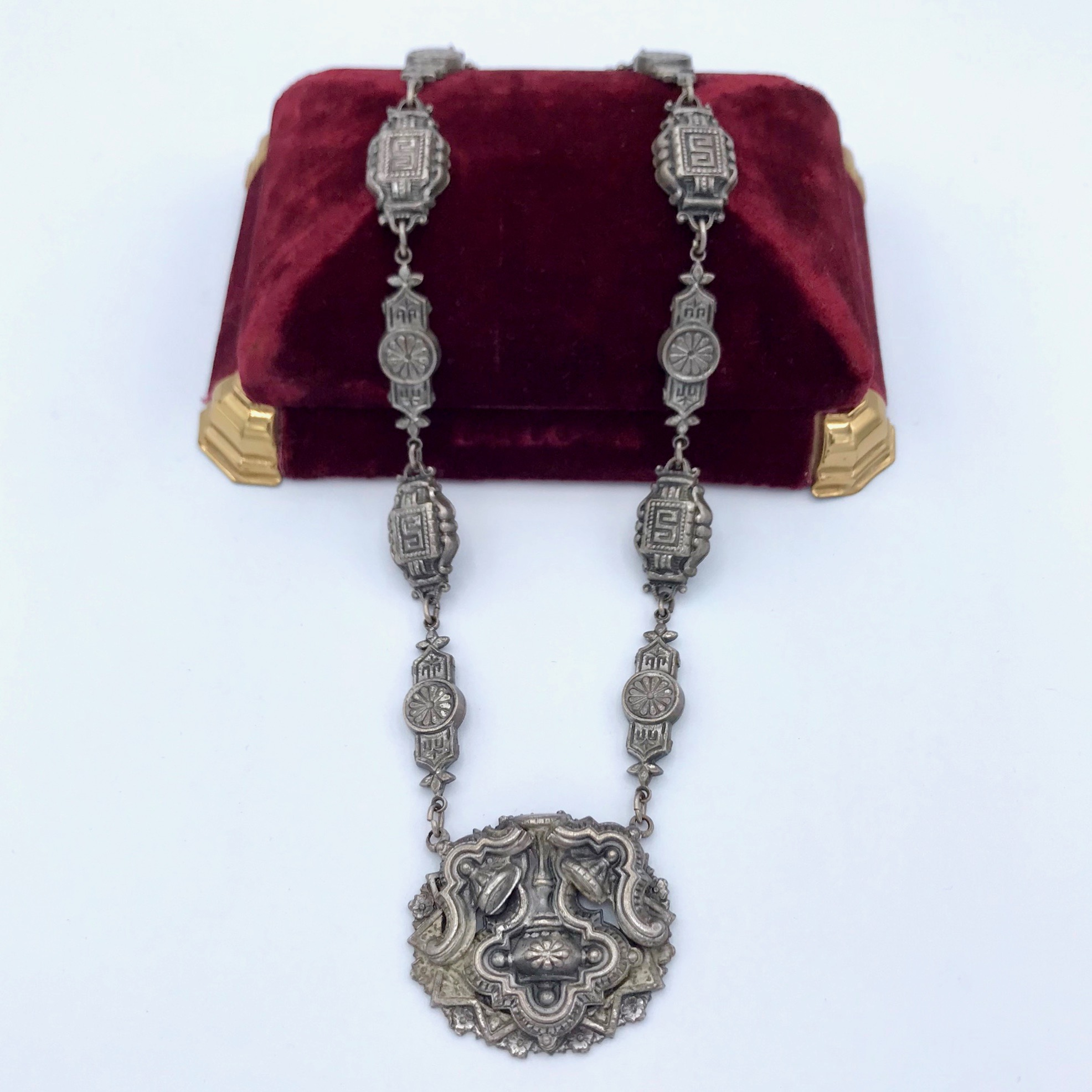 Victorian Chalice Necklace