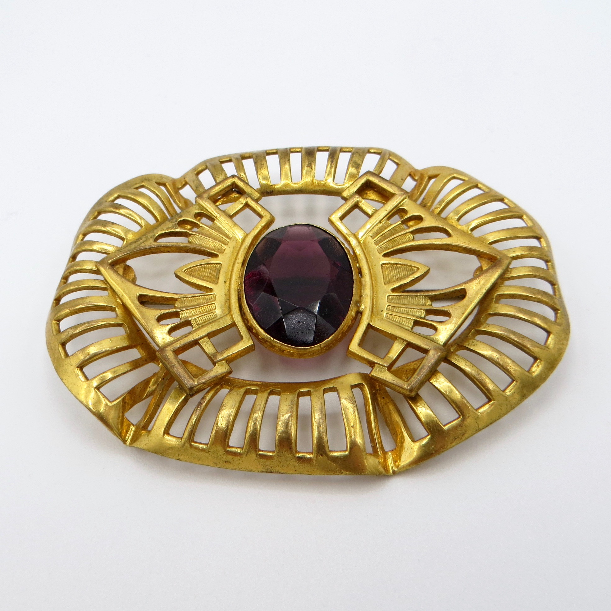 Large Victorian Brooch
