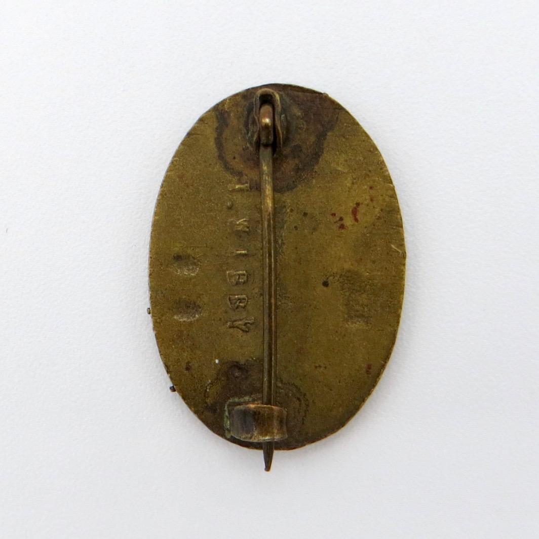 Canadian Farm Service Pin (1918)