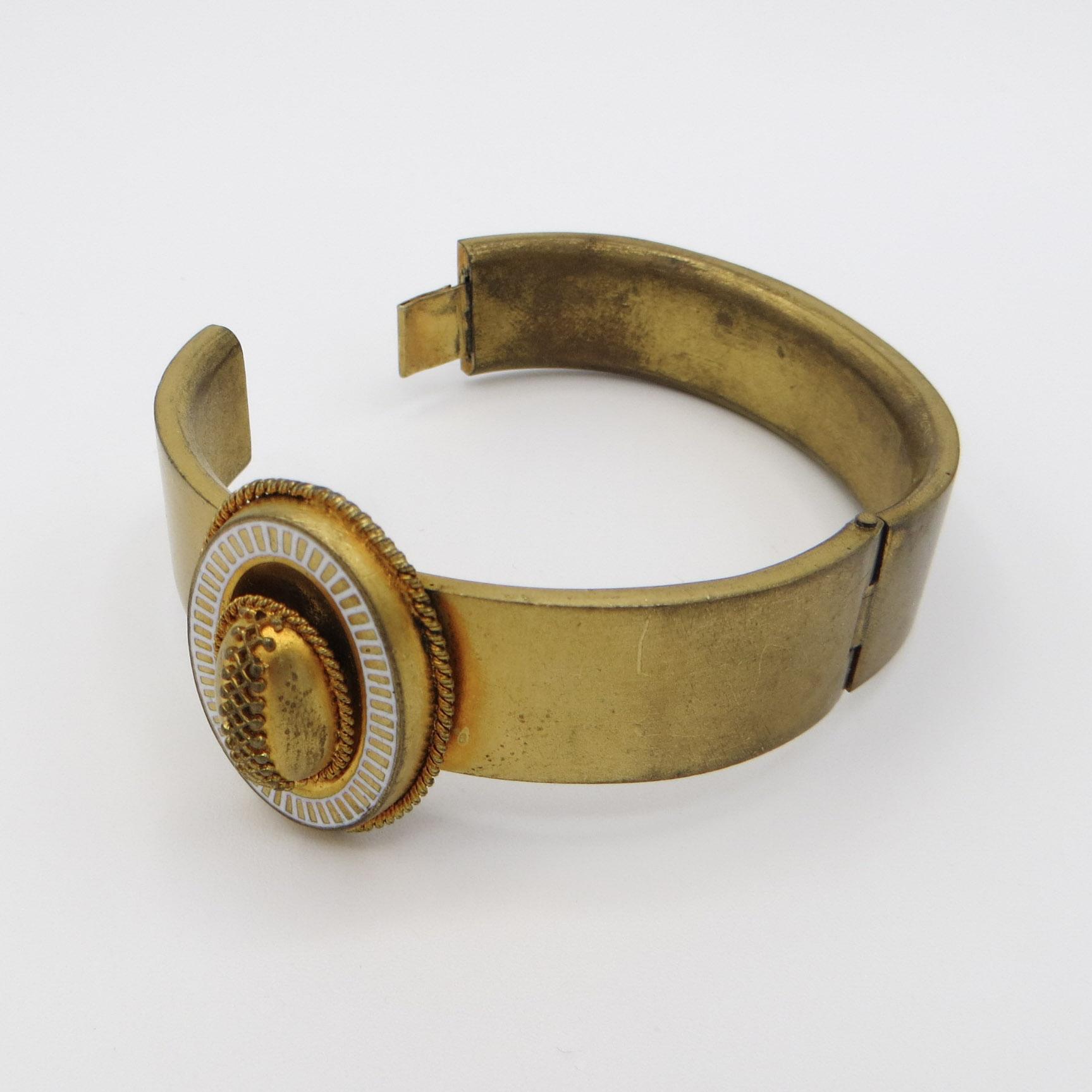 Victorian Enamel Bracelet