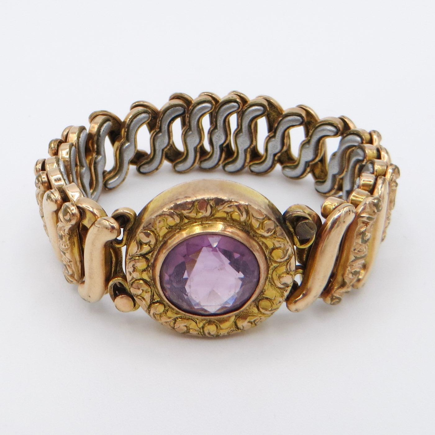 Victorian Stretch Bracelet